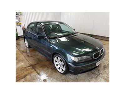 2001 BMW E46 1998 TO 2006 330D SE 4 DOOR SALOON