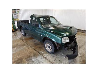2002 MITSUBISHI MK3 (K64) 1996 TO 2005 TD SINGLE CAB 2WD PICK UP