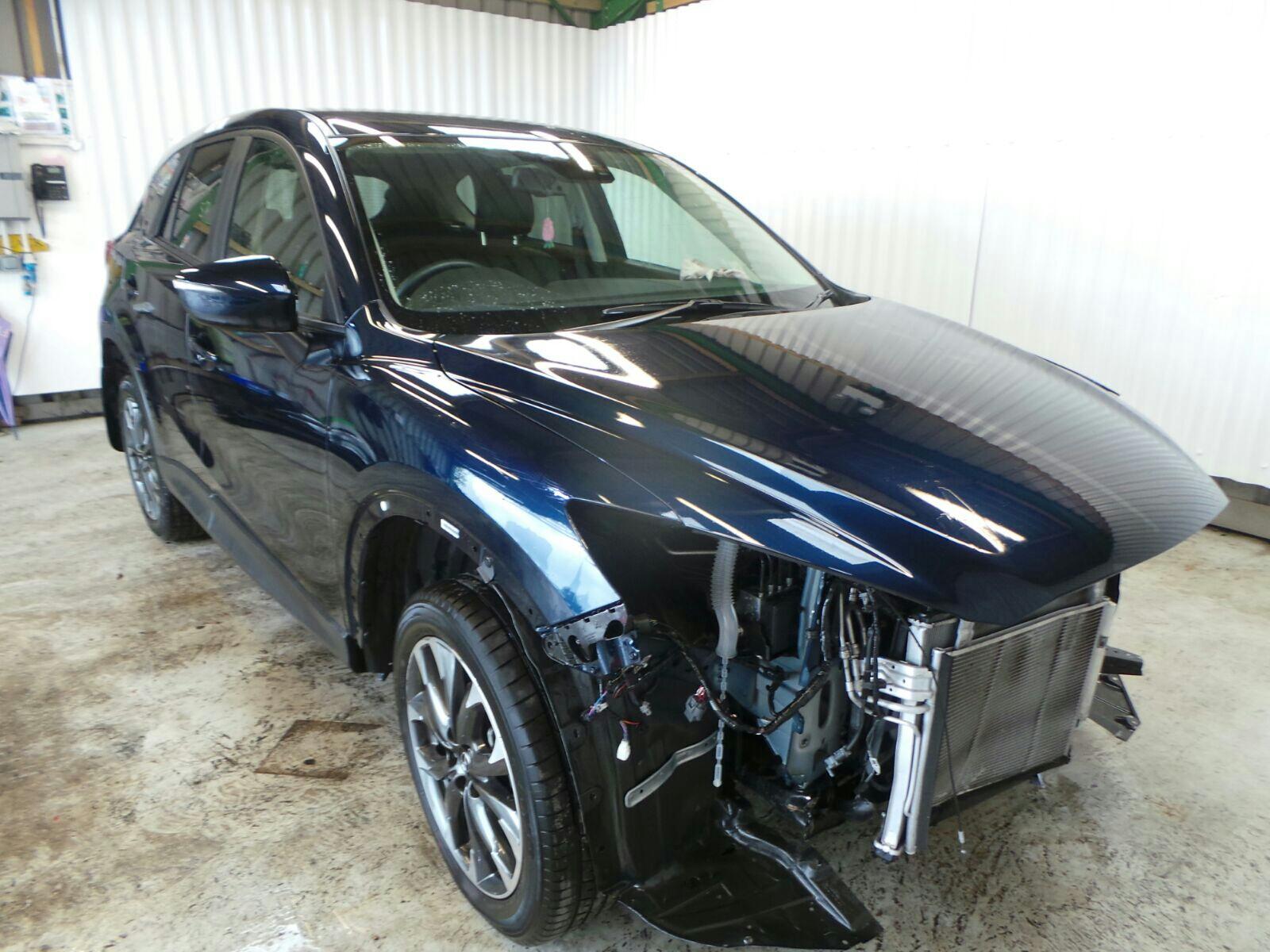 Mazda CX-5 2012 To 2017 Sport Nav 5 Door Hatchback