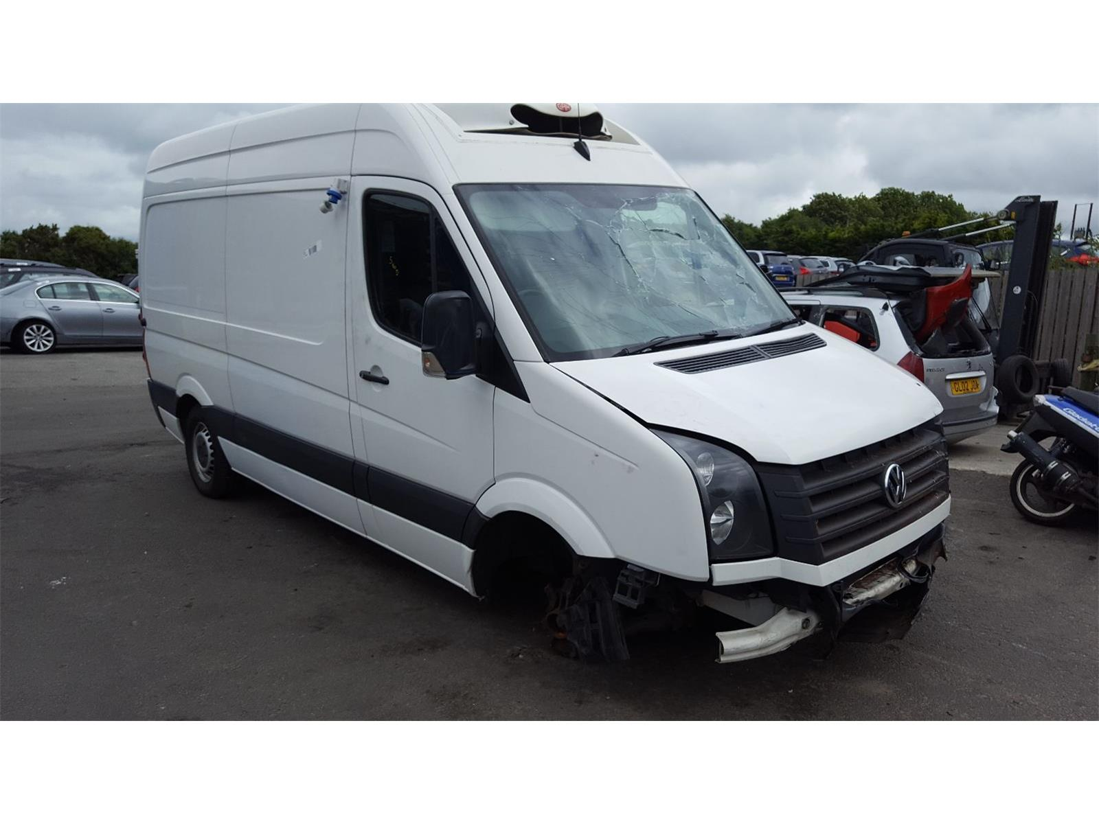 Volkswagen Crafter 2011 To 2017 CR35 MWB L.C.V.