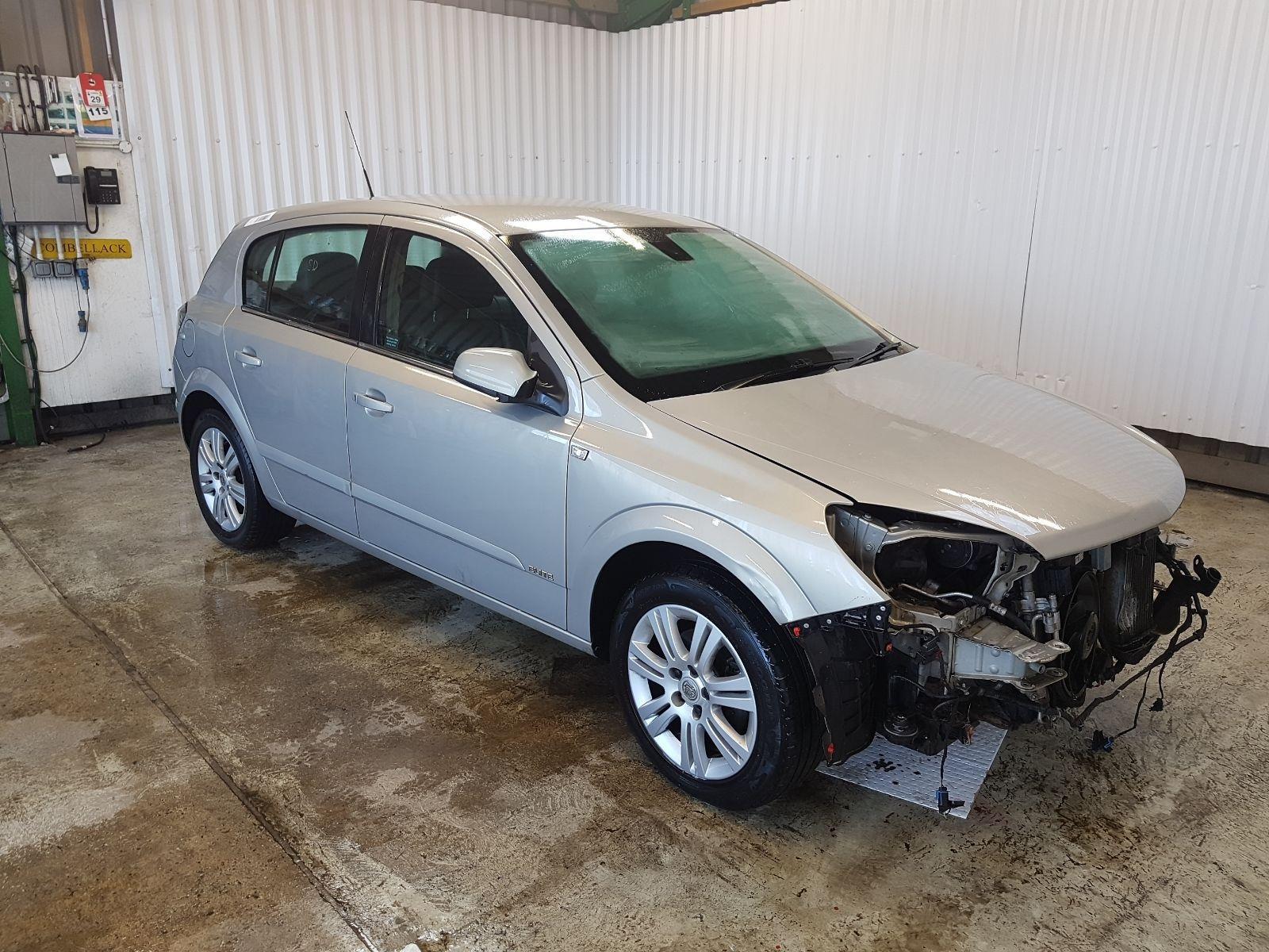 Vauxhall Astra 2004 To 2006 Elite 5 Door Hatchback
