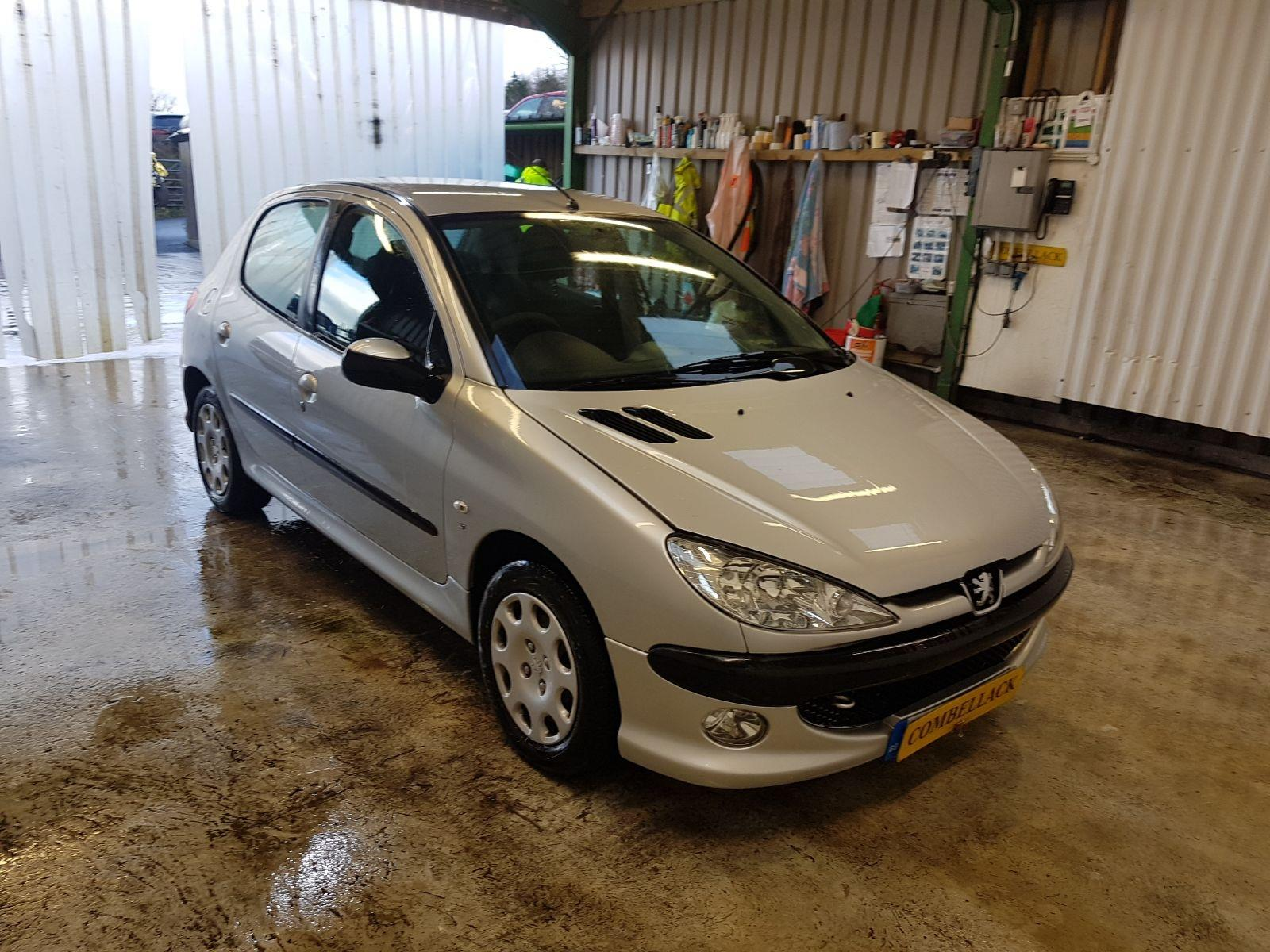 Peugeot 206 1998 To 2009 S 5 Door Hatchback