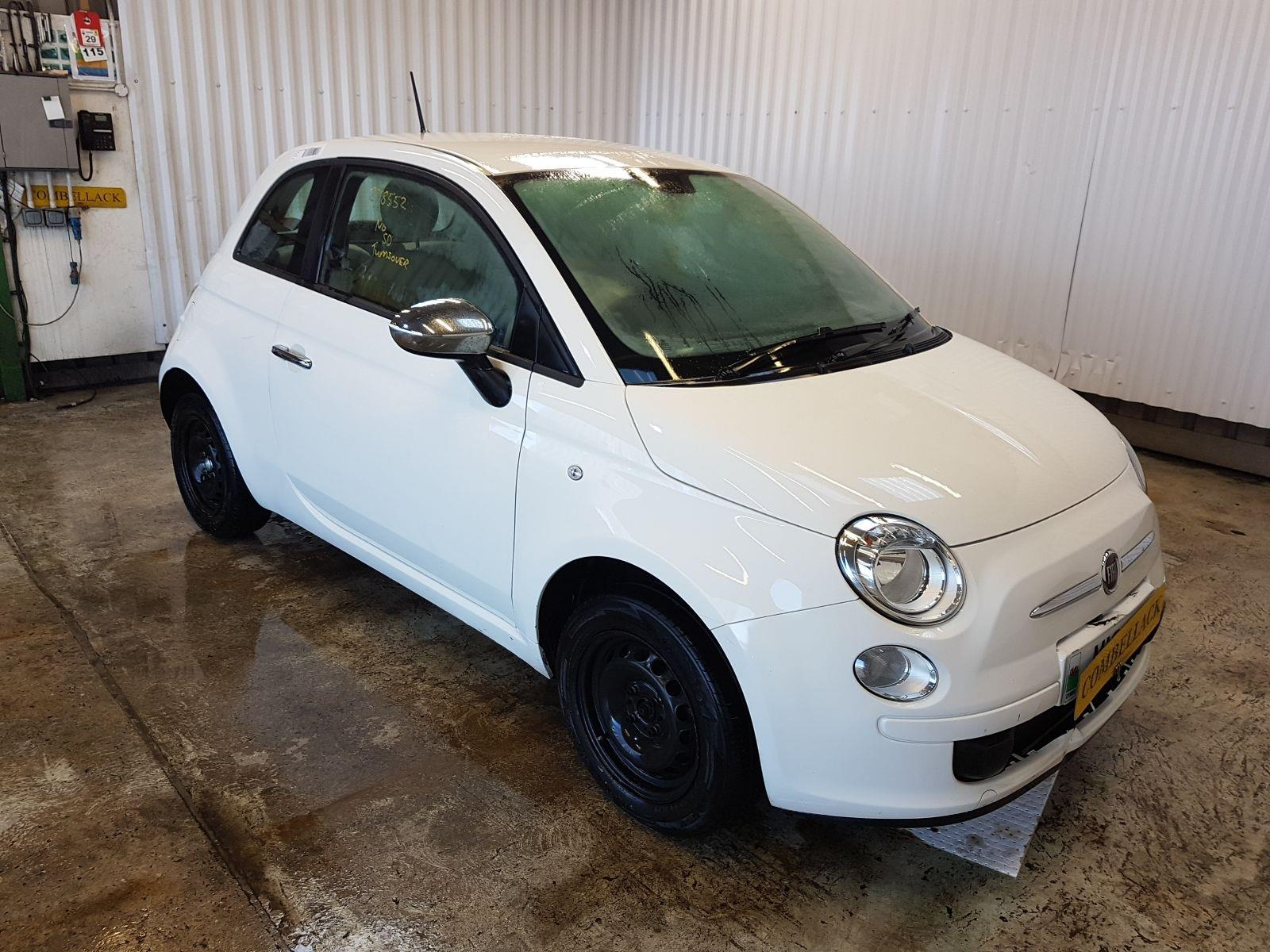 Fiat 500 2008 To 2015 Pop 3 Door Hatchback