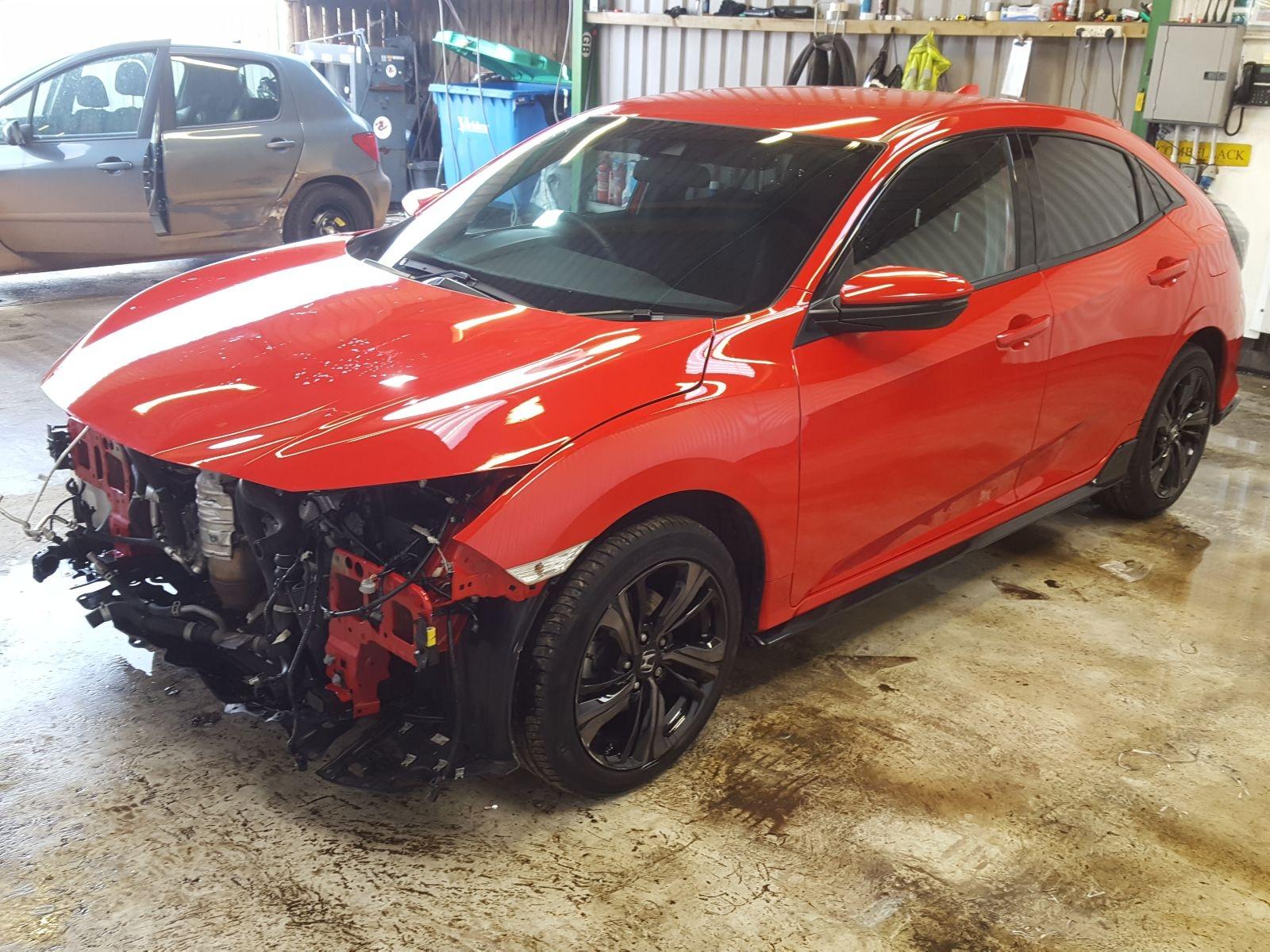 Honda Civic 2017 On Sport VTEC 5 Door Hatchback