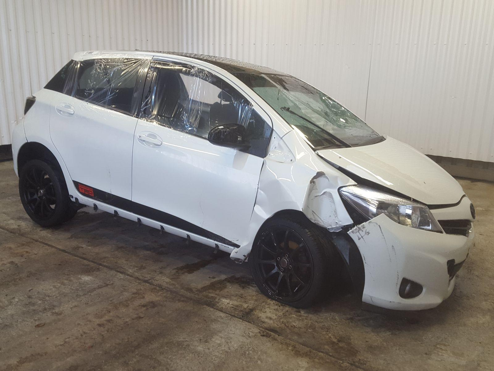 Toyota Yaris 2011 To 2014 Icon Plus VVT-i 5 Door Hatchback