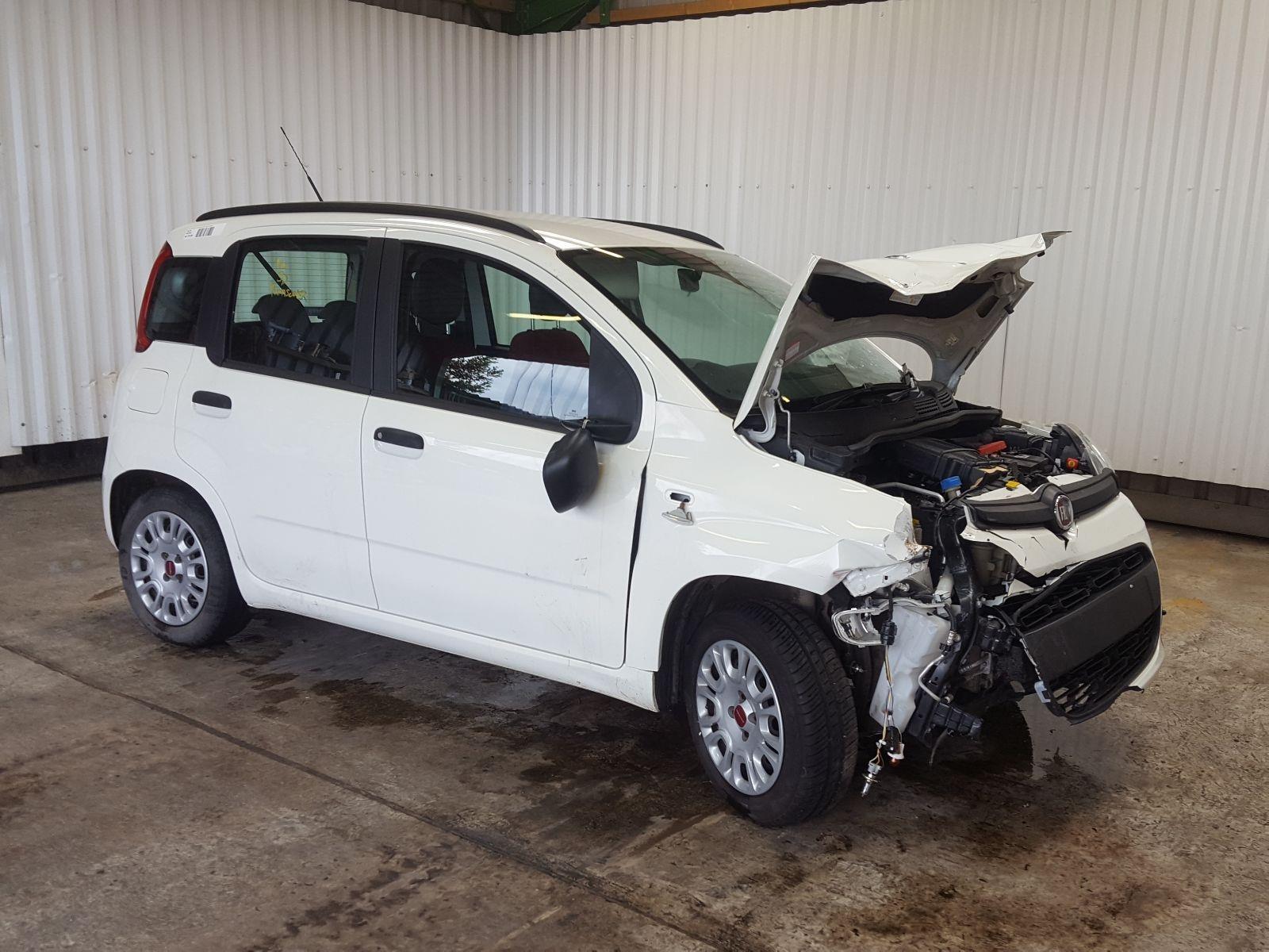 Fiat Panda 2012 On Easy 5 Door Hatchback
