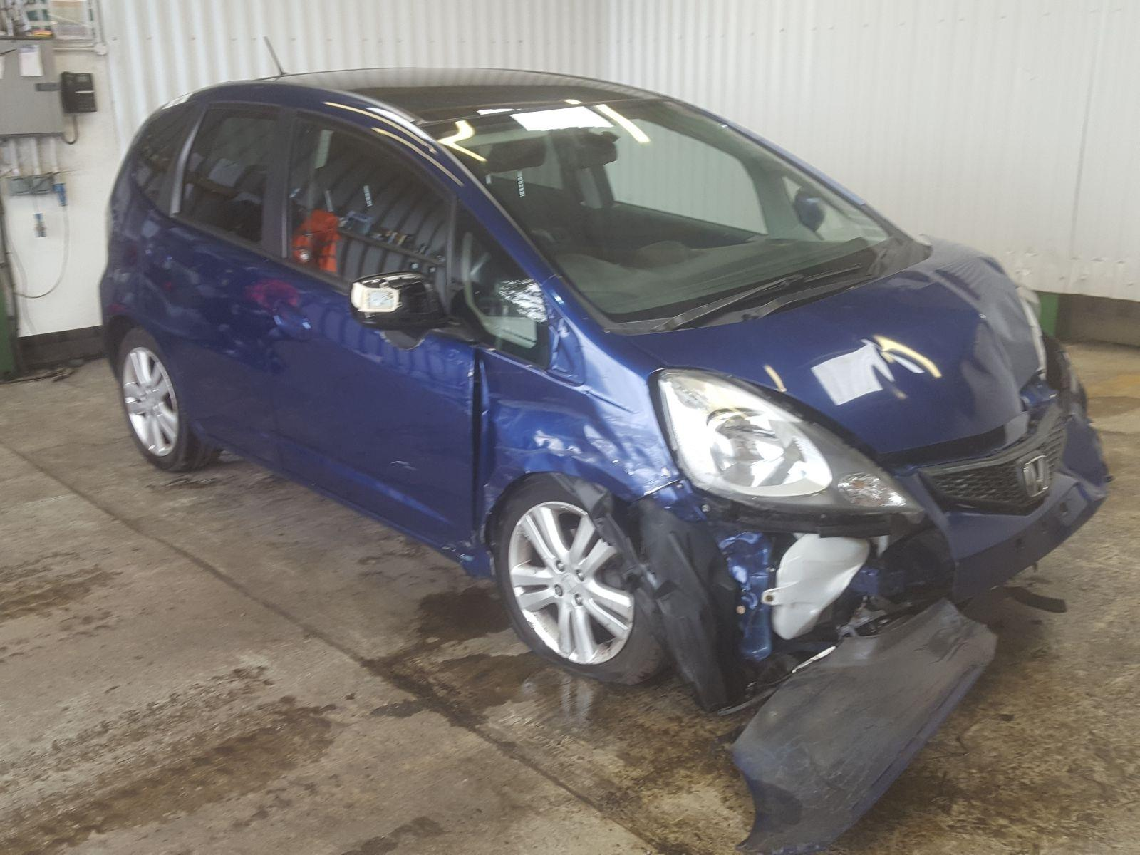 Honda Jazz 2009 To 2010 EX i-VTEC 5 Door Hatchback