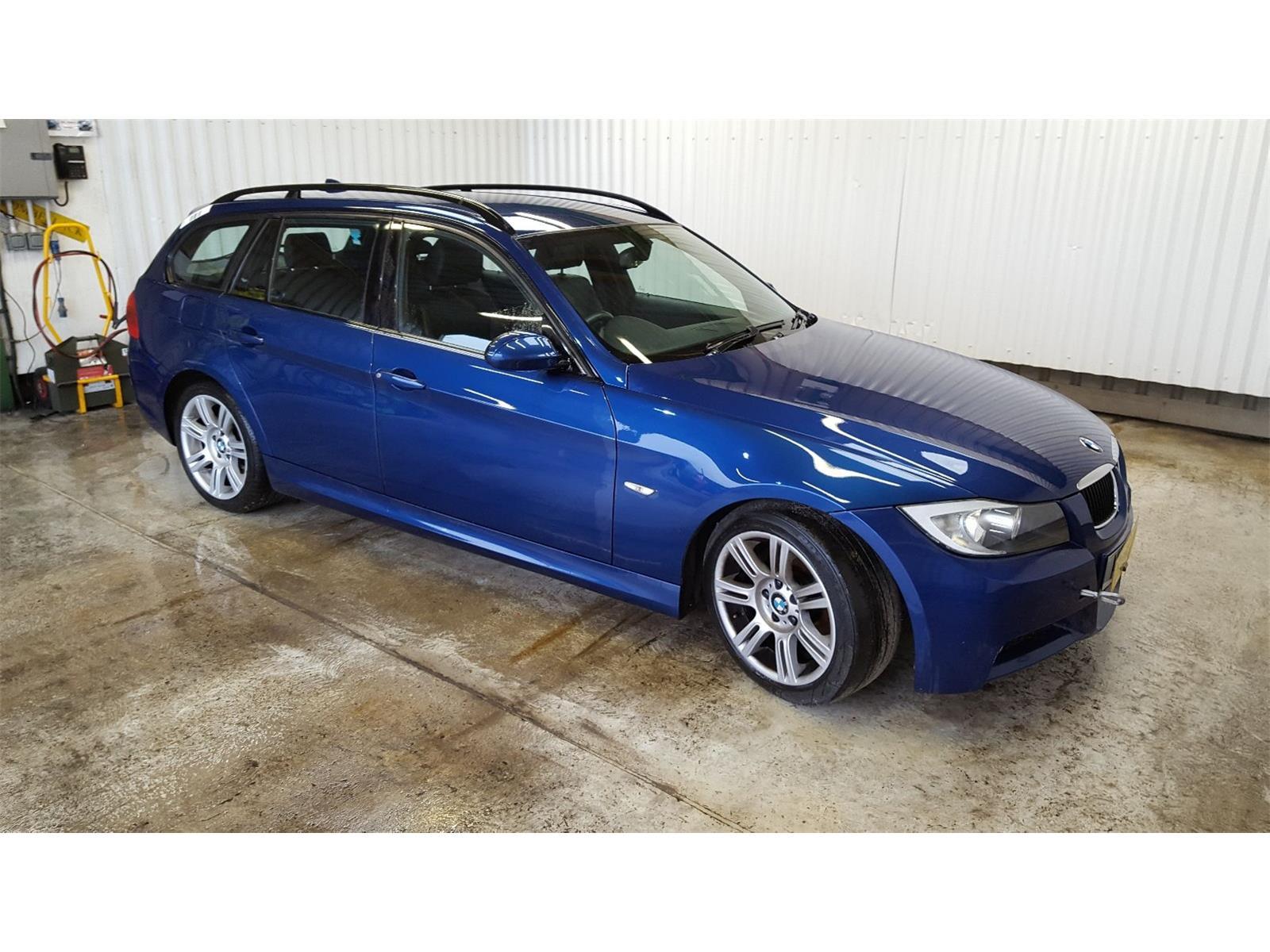 BMW 3 Series 2005 To 2010 320d M Sport 5 Door Estate