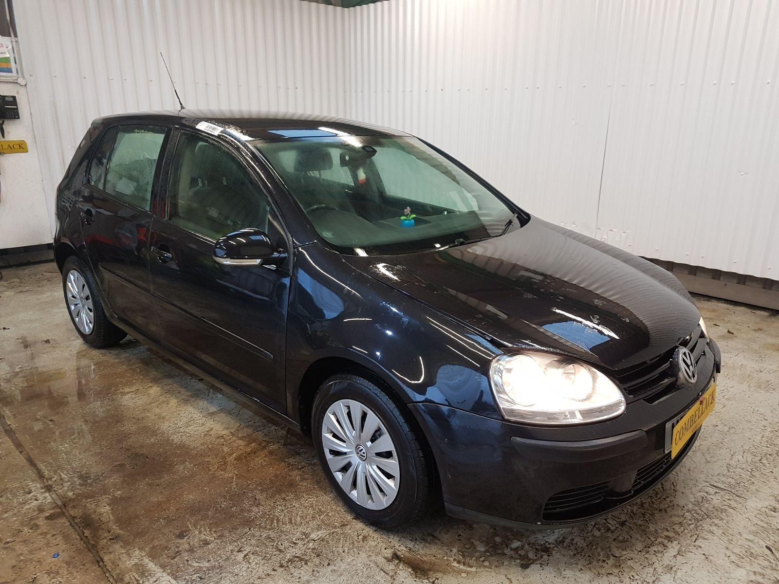 Volkswagen Golf (mk5) 2003 To 2009 Match 5 Door Hatchback