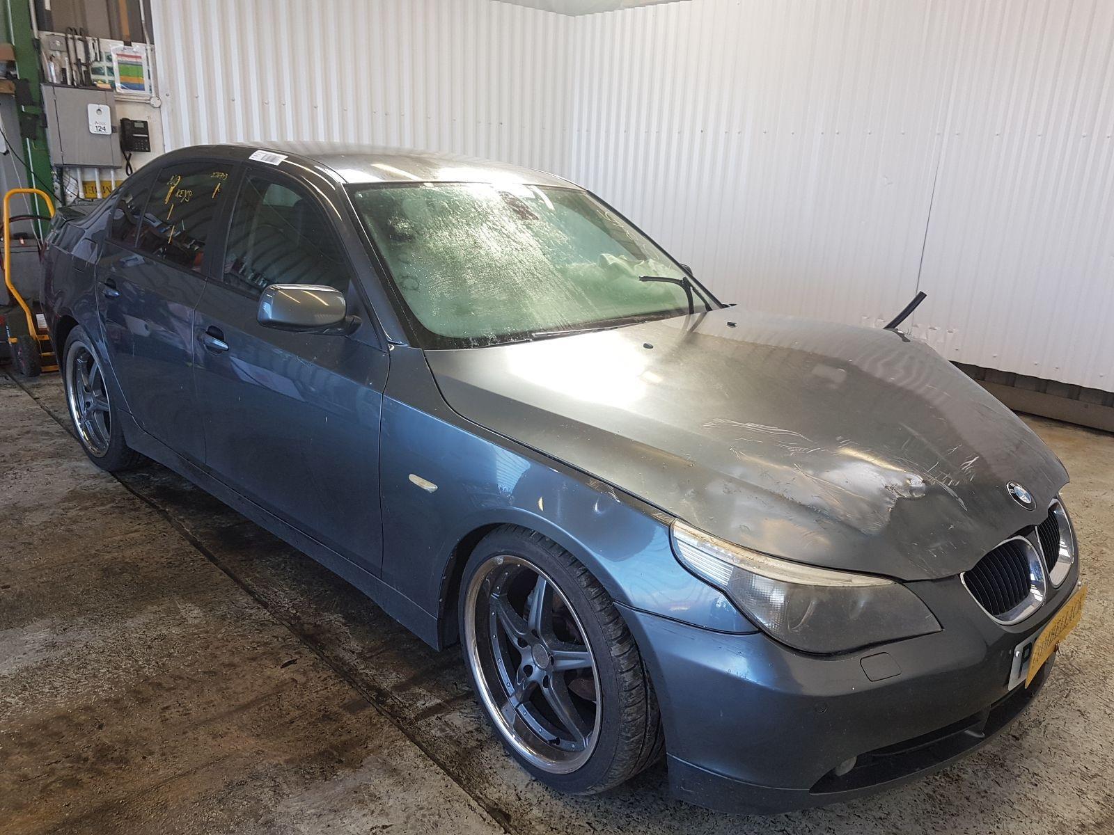 BMW 5 Series 2004 To 2007 525d SE 4 Door Saloon