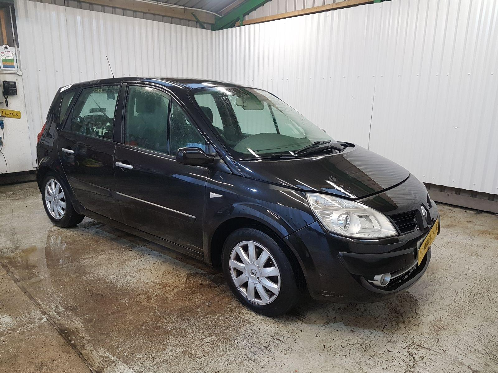 Renault Grand Scenic 2007 To 2009 Dynamique S dCi M.P.V.
