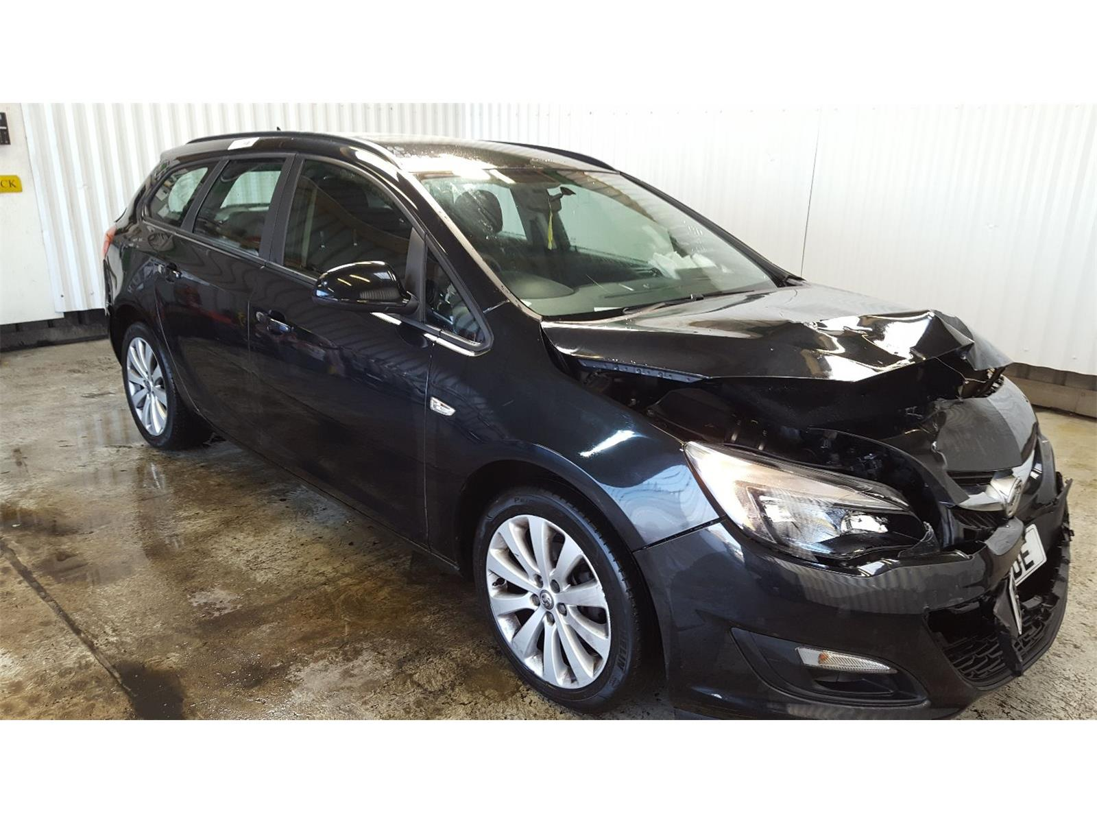 Vauxhall Astra 2010 To 2015 Exclusiv 5 Door Estate