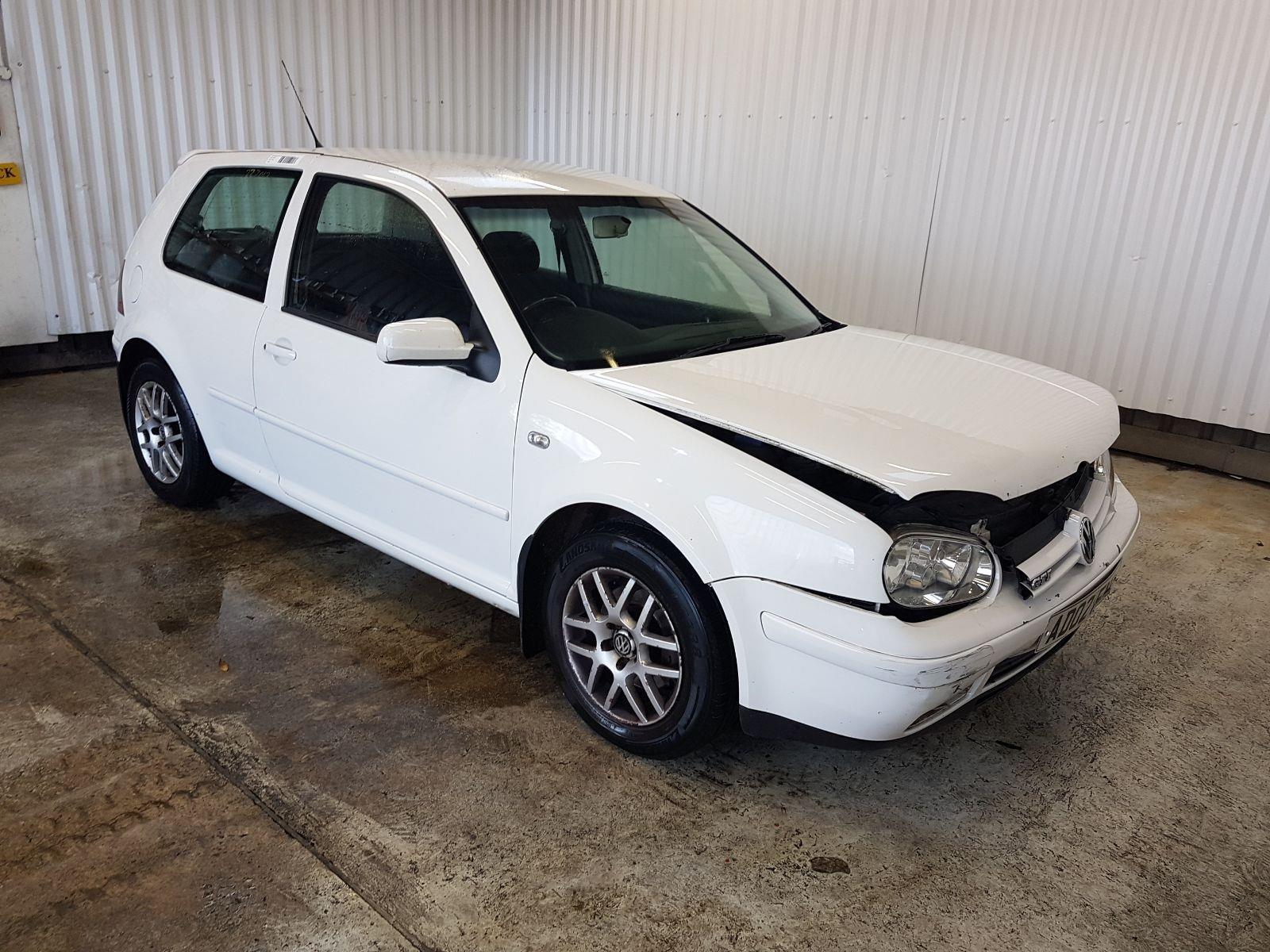 Volkswagen Golf (mk4) 1997 To 2003 GTi 3 Door Hatchback