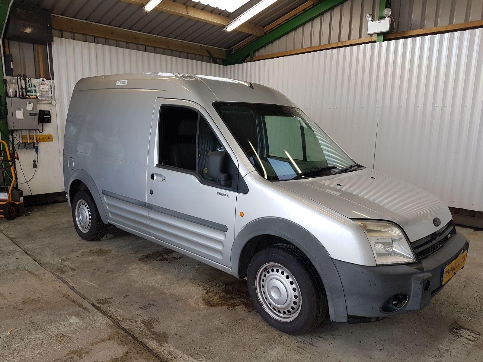Ford Transit Connect 2002 To 2009 T230 CONNECT TDCi LWB Van