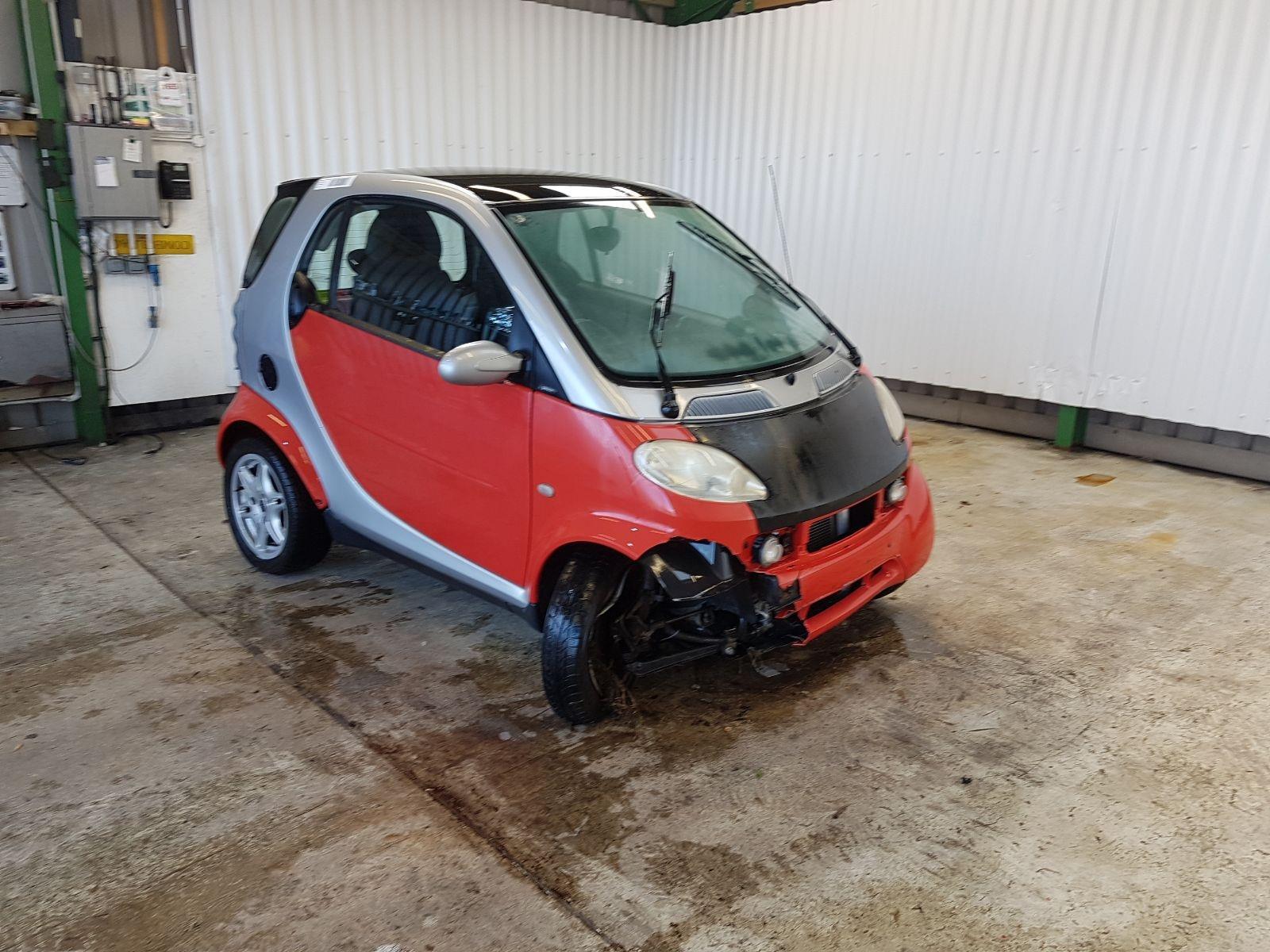 Smart Smart 1998 To 2004 Passion 3 Door Hatchback