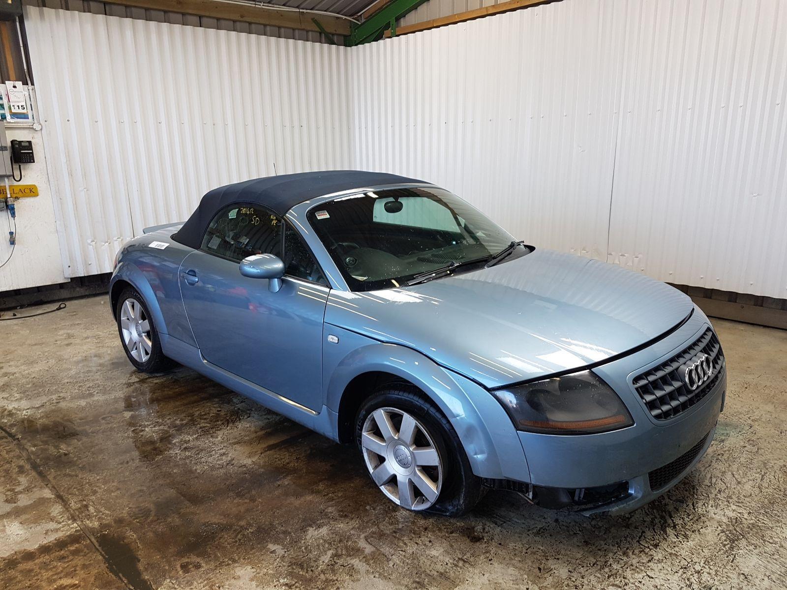 Audi TT 1999 To 2006 2 Door Cabriolet