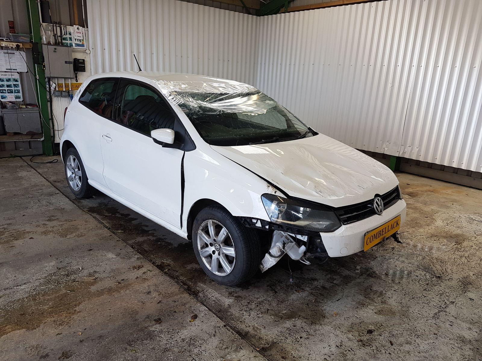 Volkswagen Polo 2010 To 2014 Match Edition 3 Door Hatchback