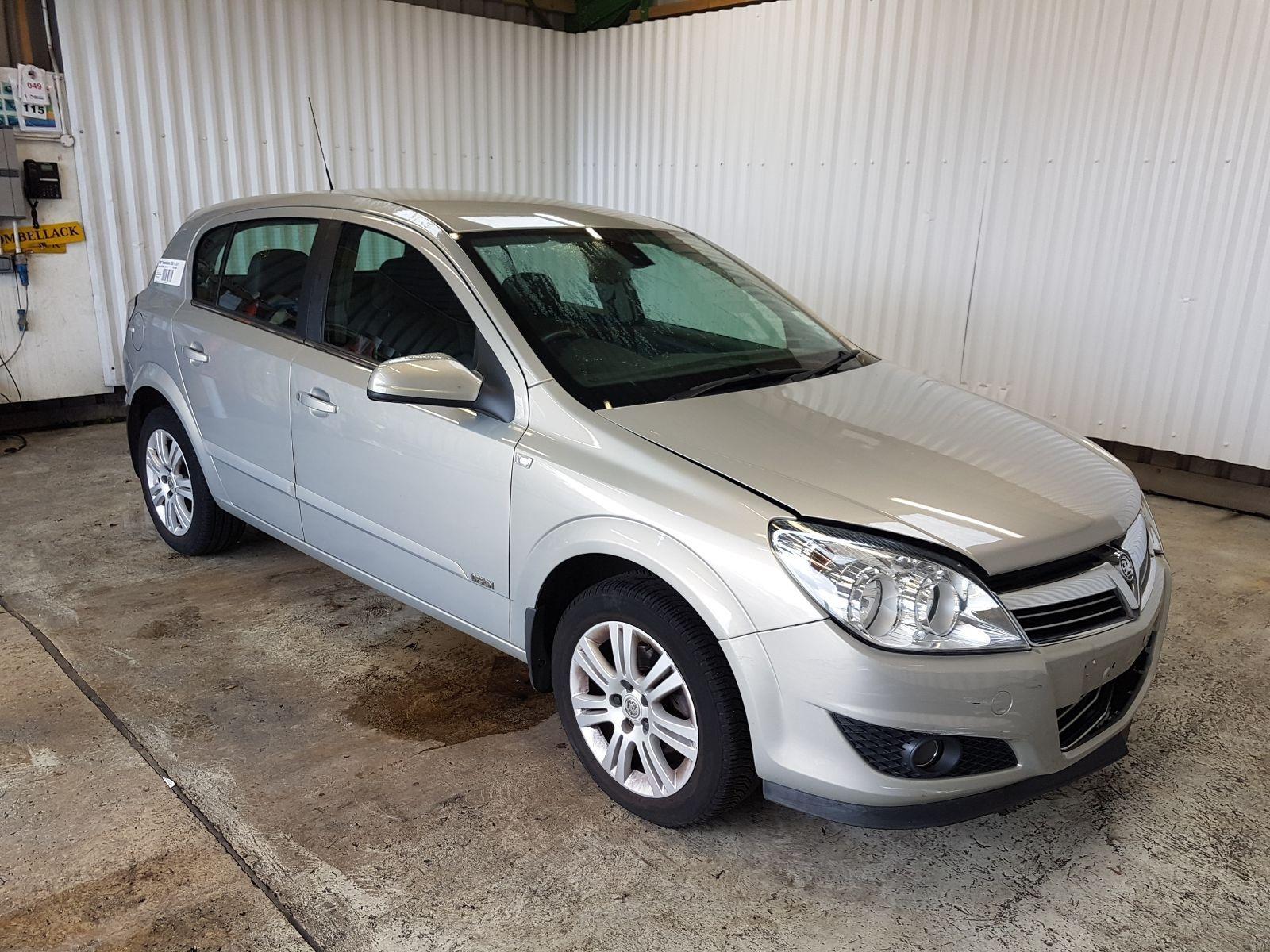 Vauxhall Astra 2005 To 2011 Design 5 Door Hatchback