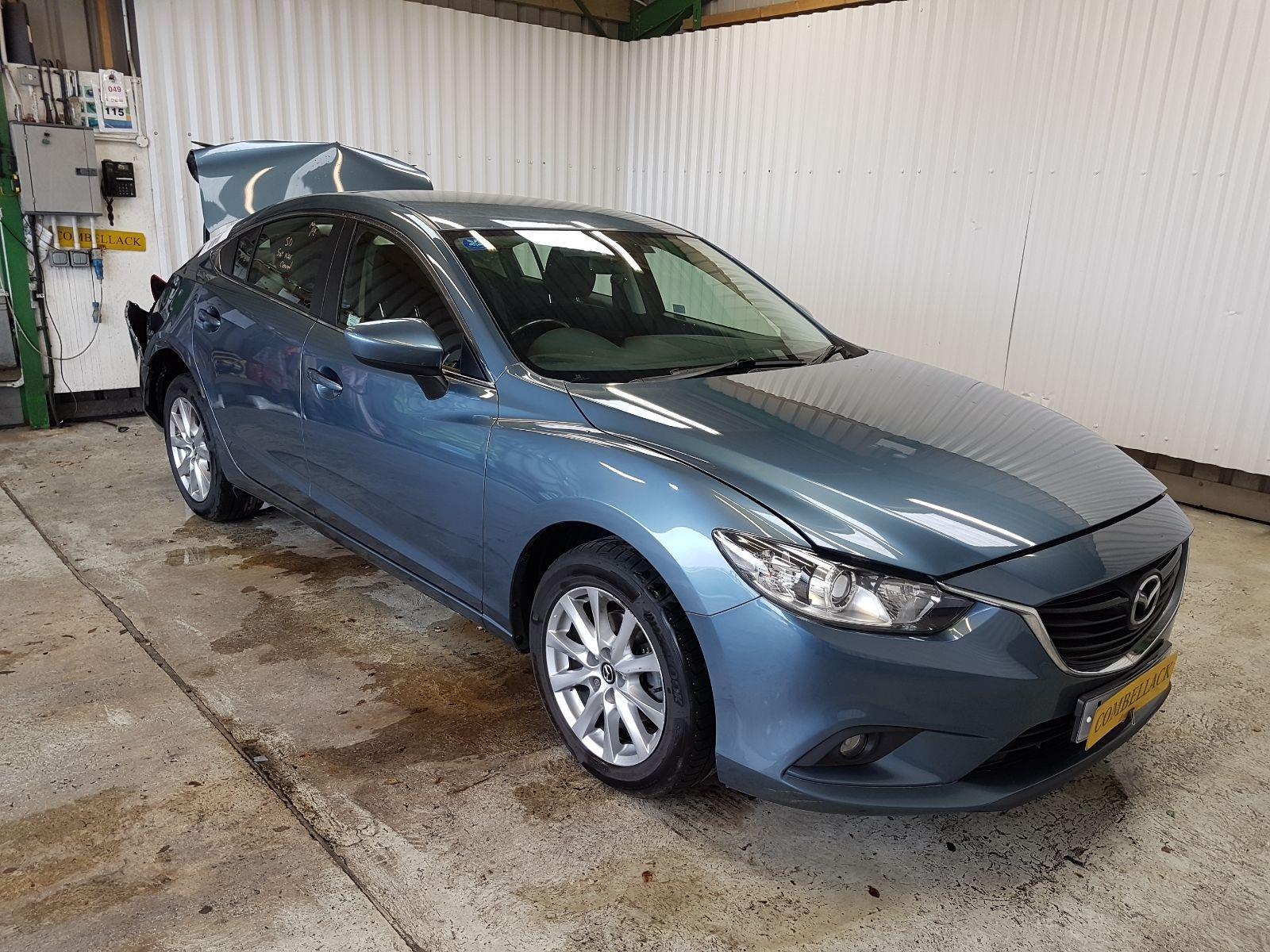 Mazda 6 2013 On SE Nav 4 Door Saloon