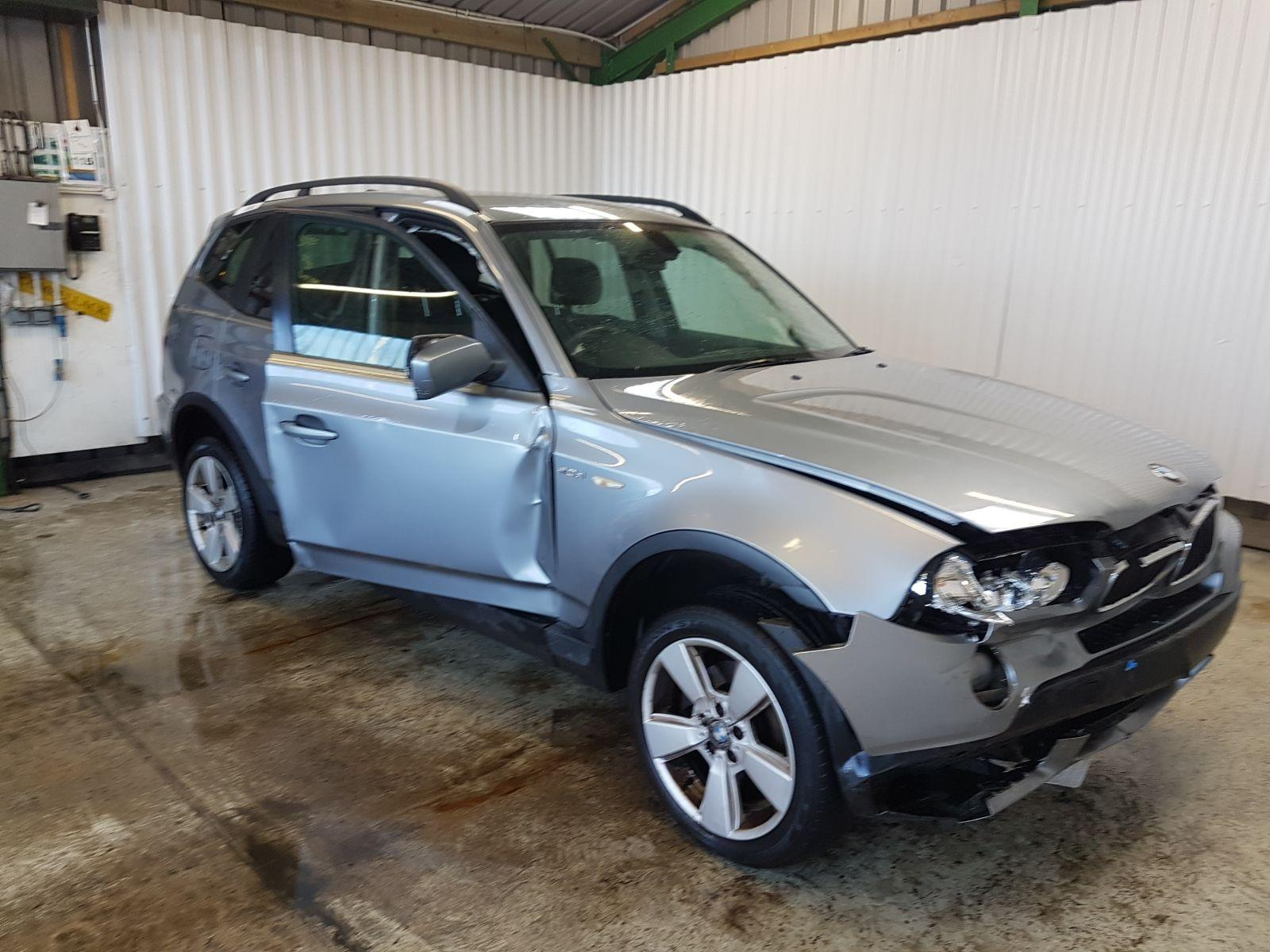 BMW X3 2007 To 2010 d SE 5 Door Estate
