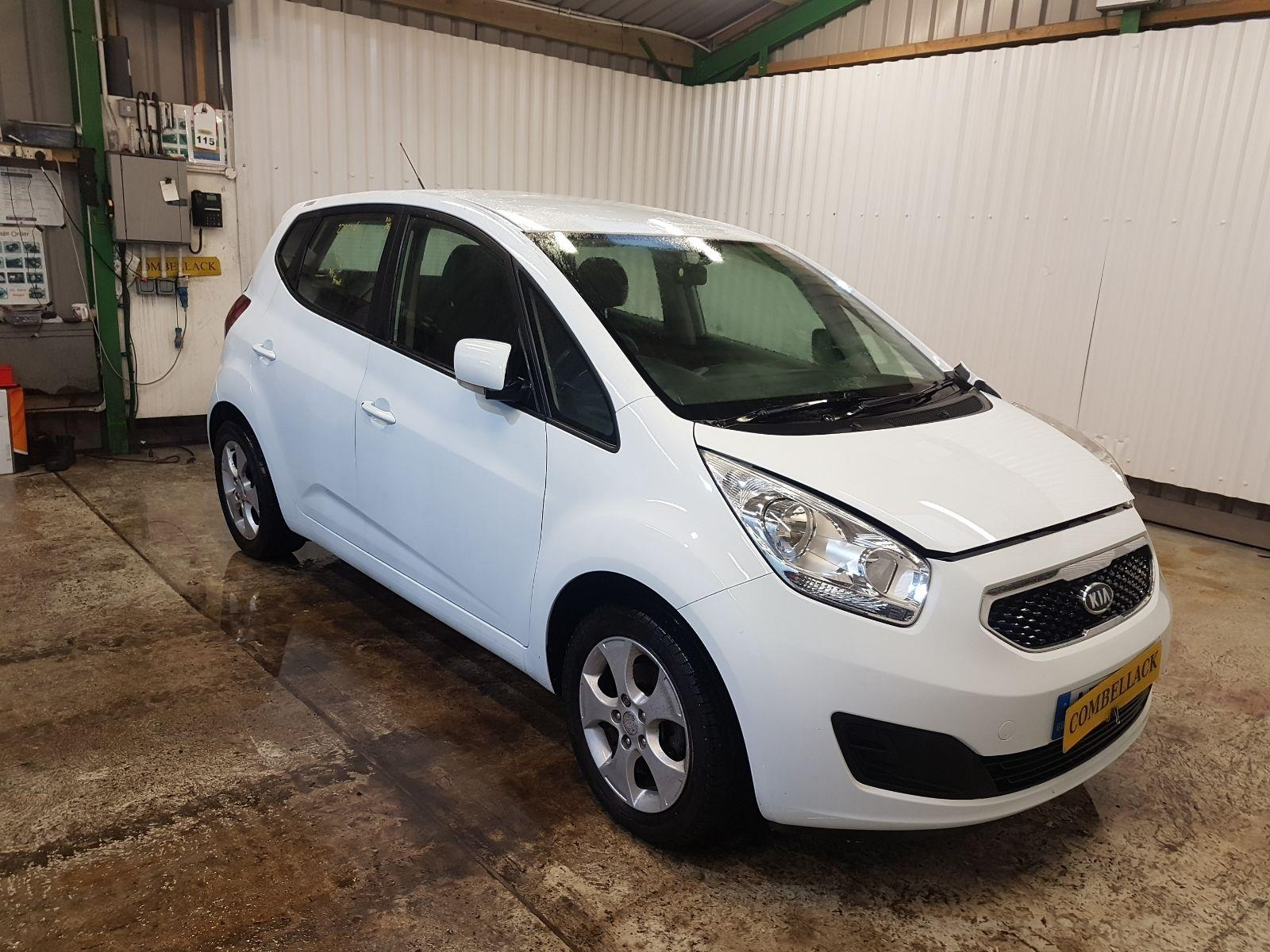 Kia Venga 2010 To 2014 2 5 Door Hatchback