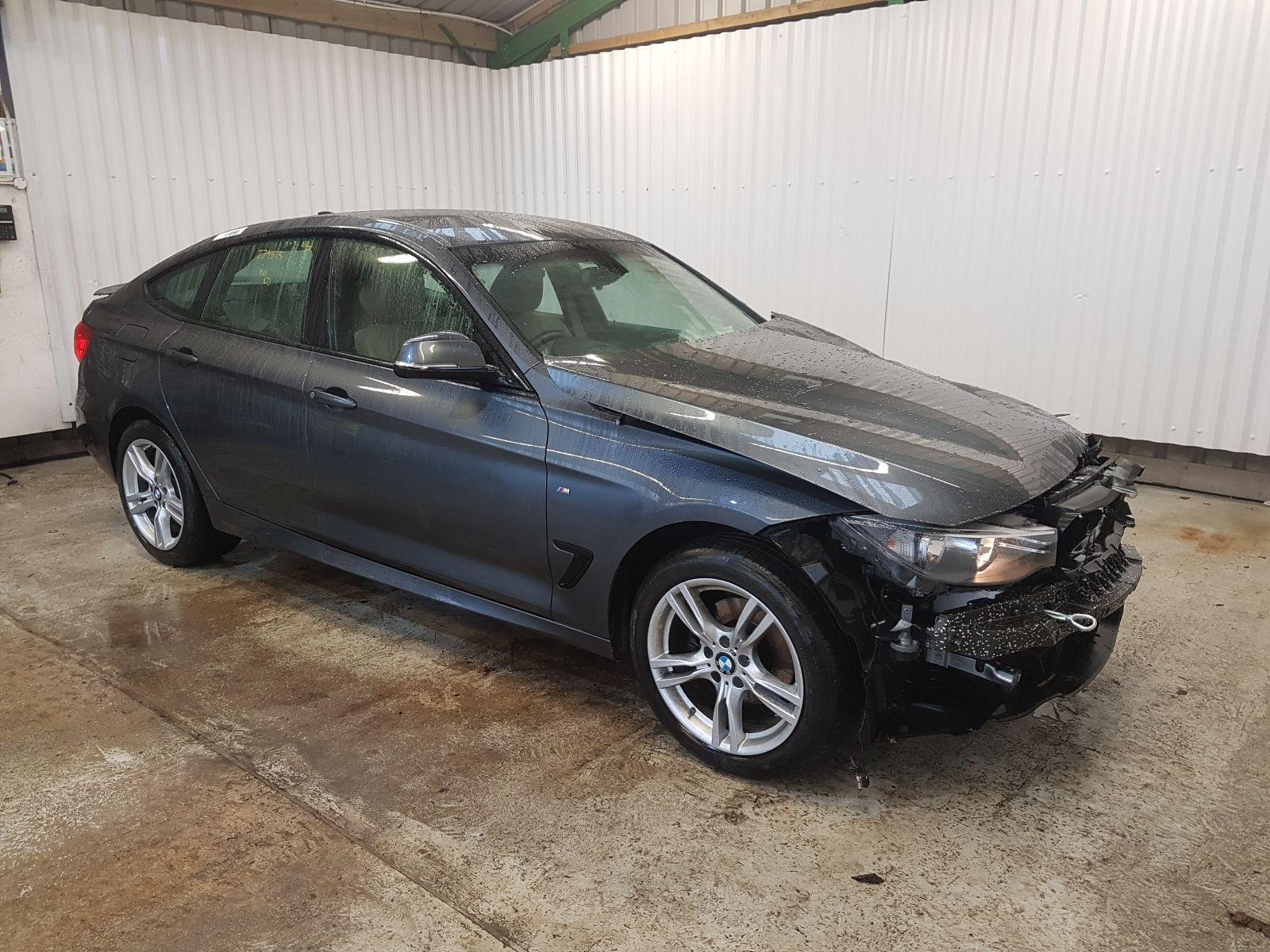 BMW 3 Series GT 2013 To 2016 320d xDrive M Sport 5 Door Hatchback