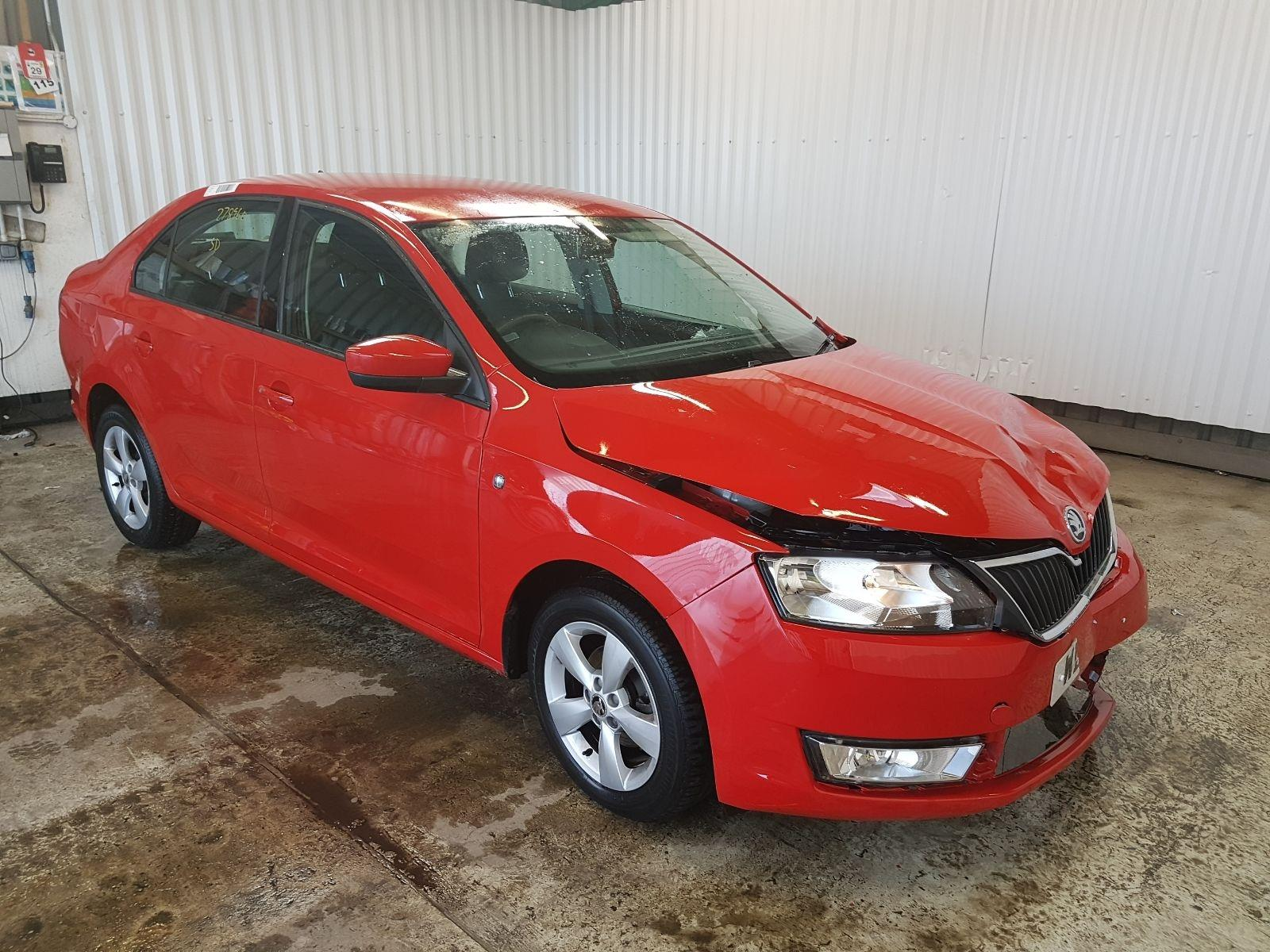 Skoda Rapid 2012 To 2017 SE TSi 5 Door Hatchback