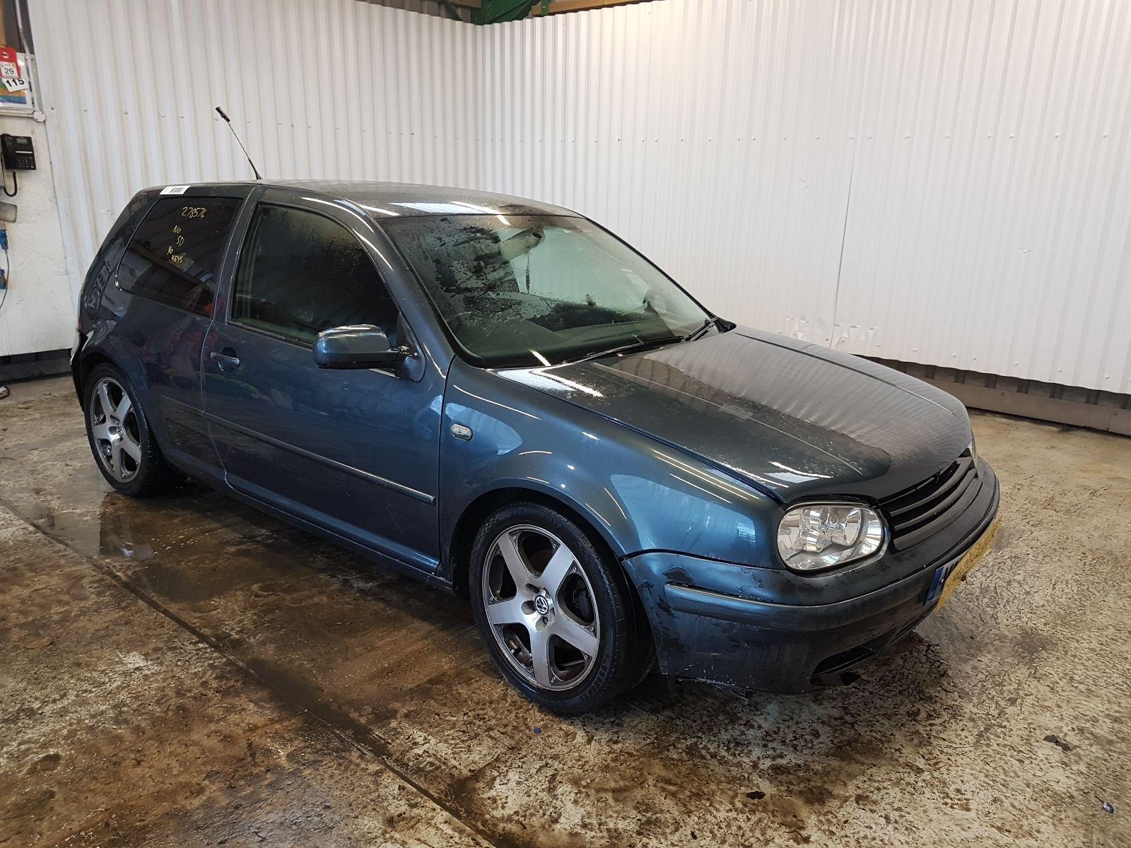 Volkswagen Golf (mk4) 1997 To 2003 PD GT TDi 3 Door Hatchback