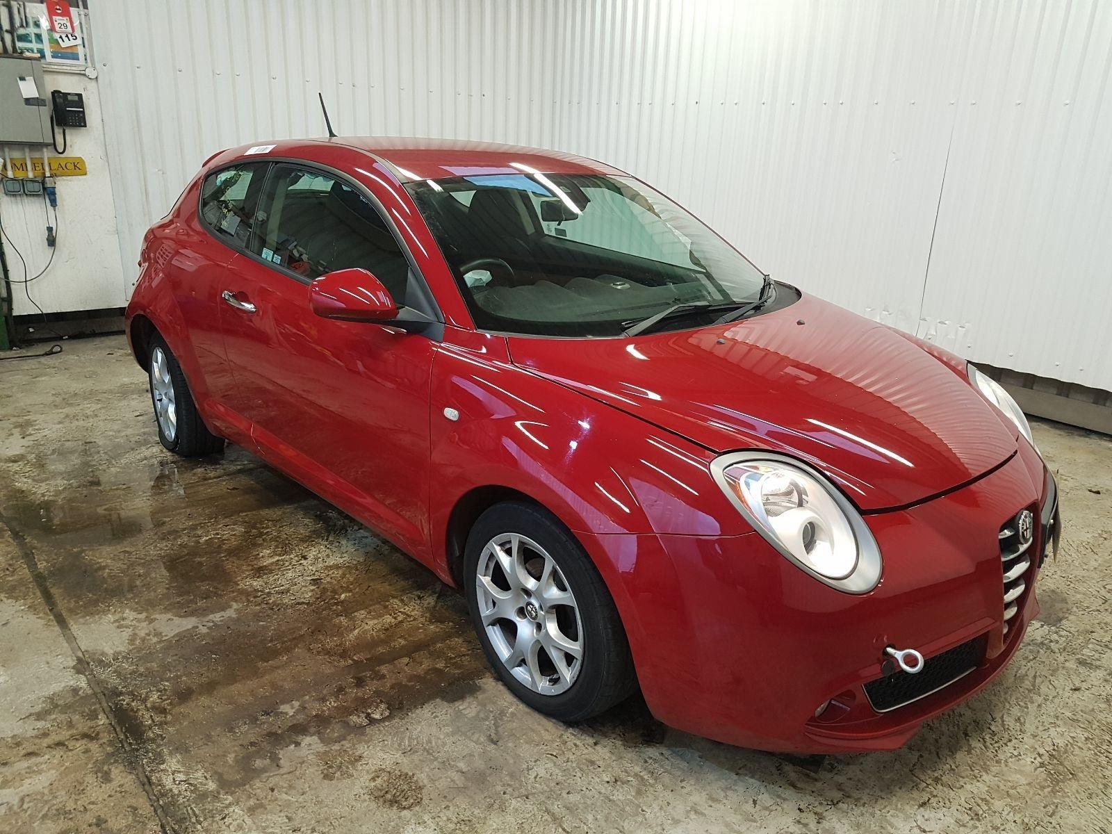 Alfa Romeo MiTo 2008 To 2016 Sprint 3 Door Hatchback
