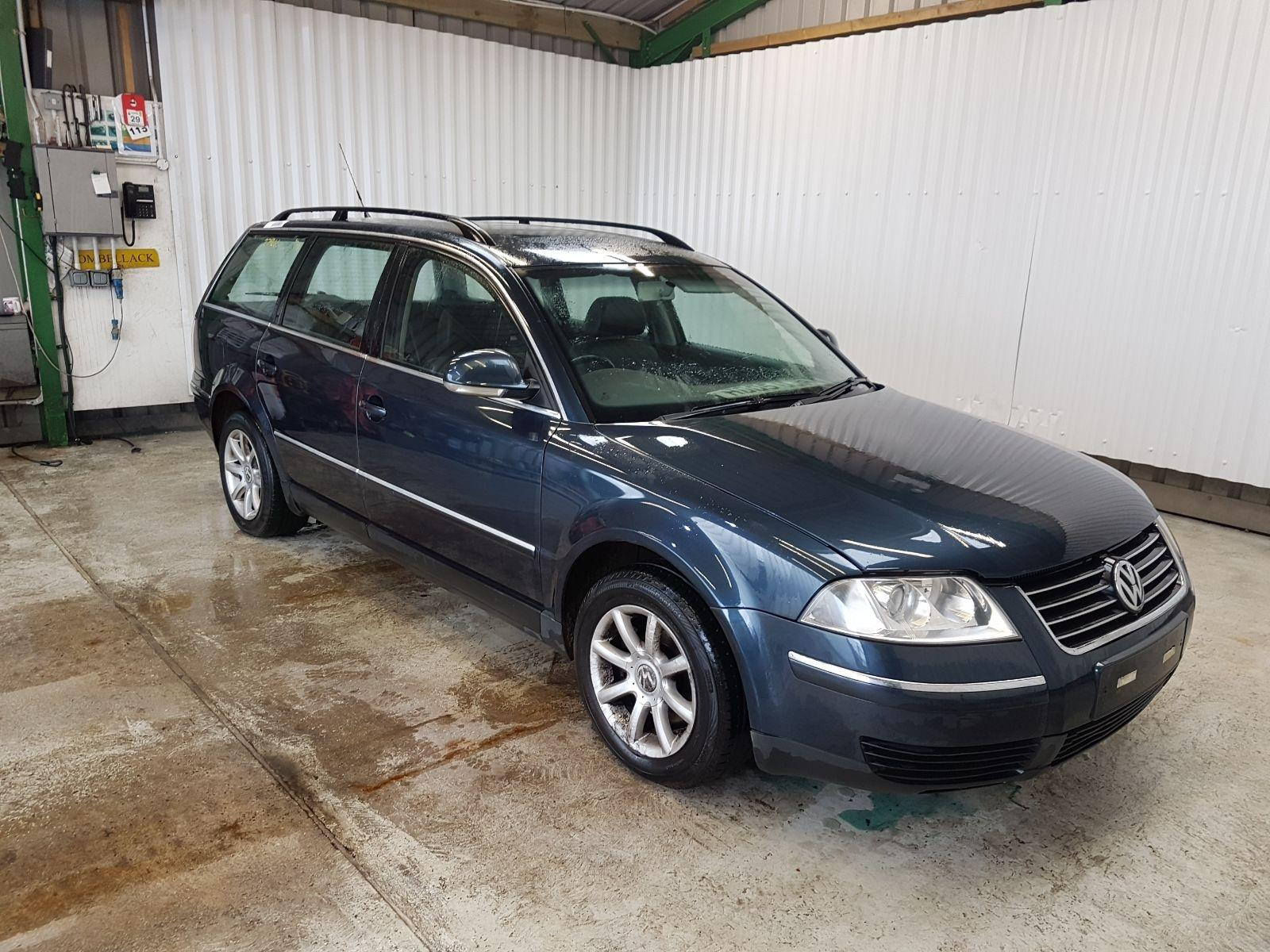 Volkswagen Passat 2001 To 2005 Highline 5 Door Estate