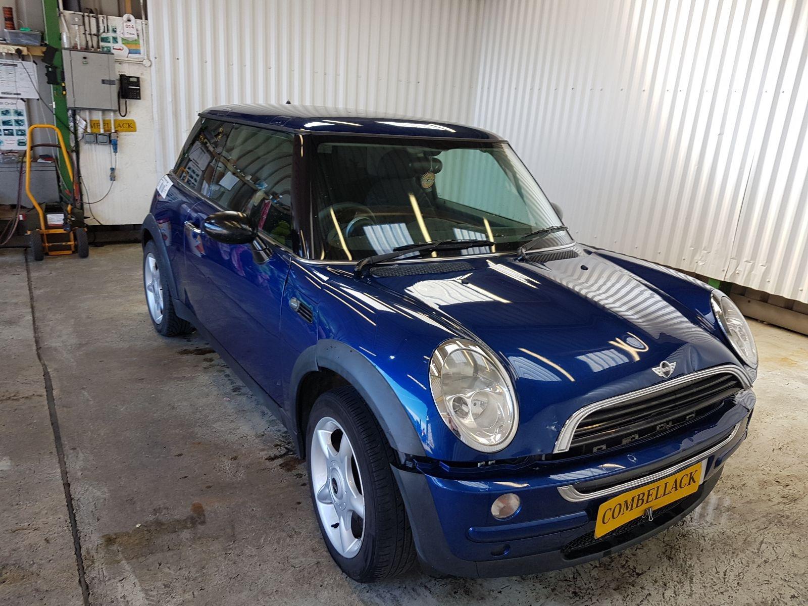 MINI Mini 2001 To 2008 One 3 Door Hatchback