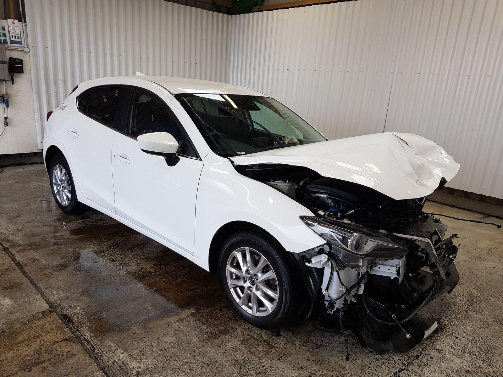 Mazda 3 2016 On SE-L Nav 5 Door Hatchback