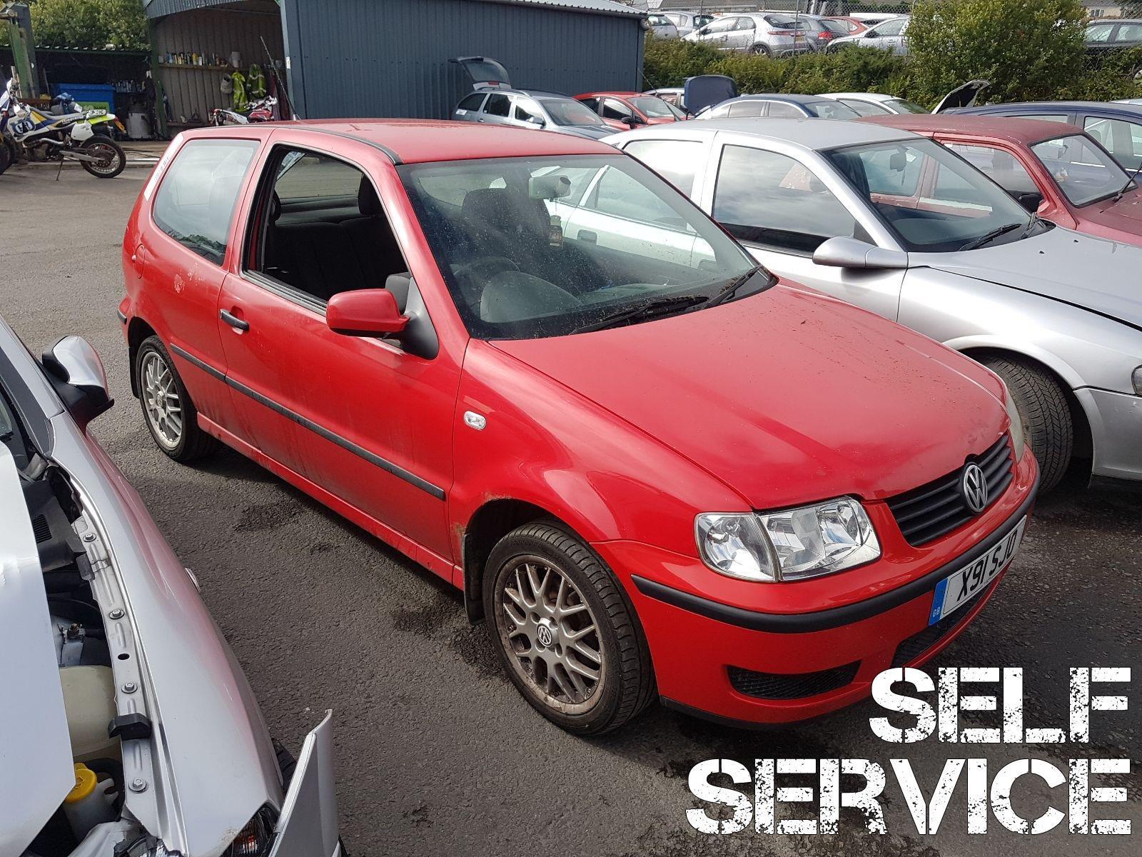 Volkswagen Polo 2000 To 2002 E SDi 3 Door Hatchback