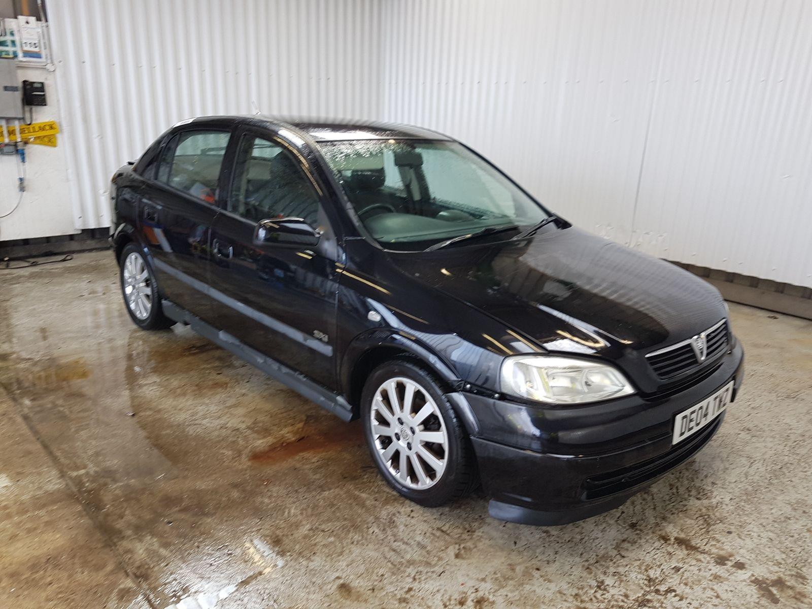 Vauxhall Astra 1998 To 2004 SXI 16V (TWINPORT) 5 Door Hatchback