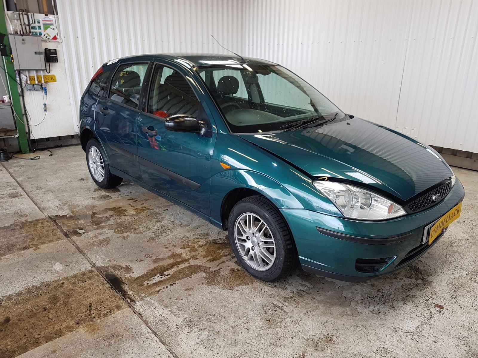 Ford Focus 1998 To 2005 LX (Sun Roof) 5 Door Hatchback