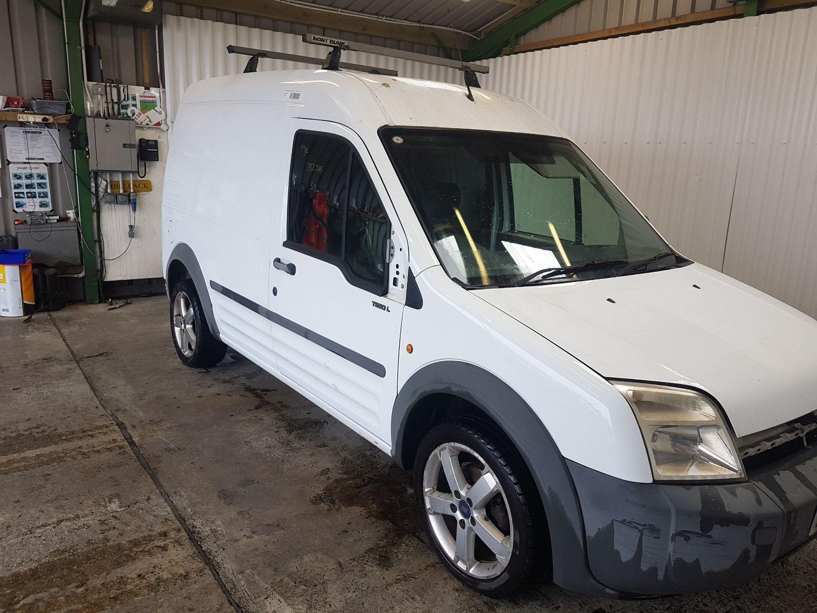 Ford Transit Connect 2002 To 2009 T230 LH Side Door LWB L.C.V.