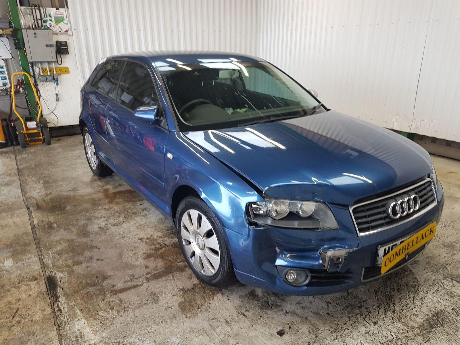 Audi A3 2003 To 2008 Special Edition 3 Door Hatchback