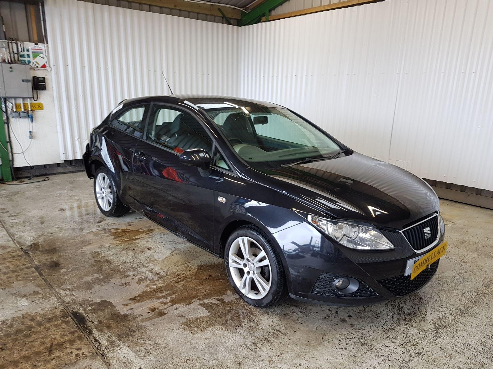 SEAT Ibiza 2009 To 2012 SE 3 Door Hatchback