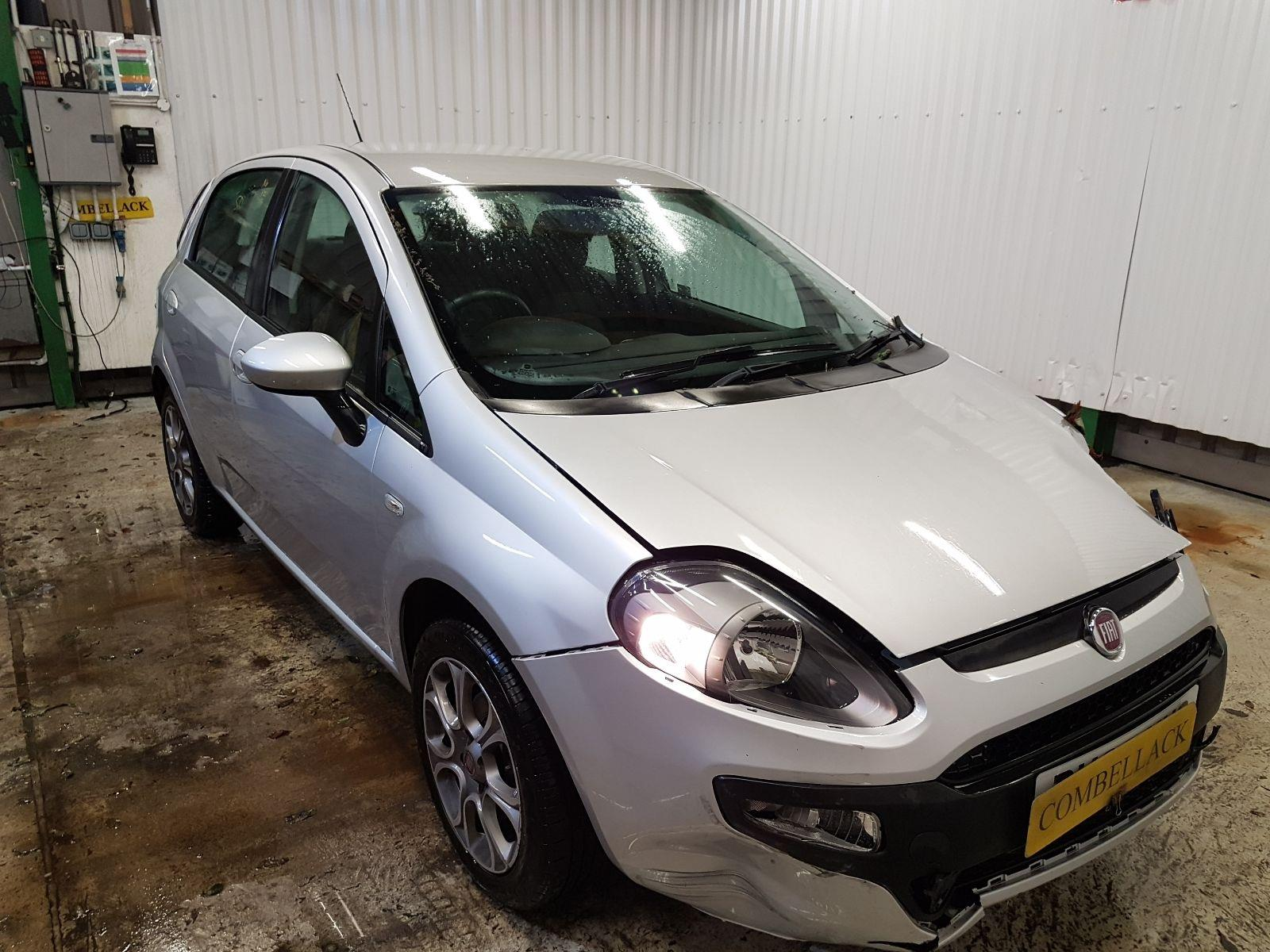 Fiat Punto Evo 2010 To 2012 GP 5 Door Hatchback