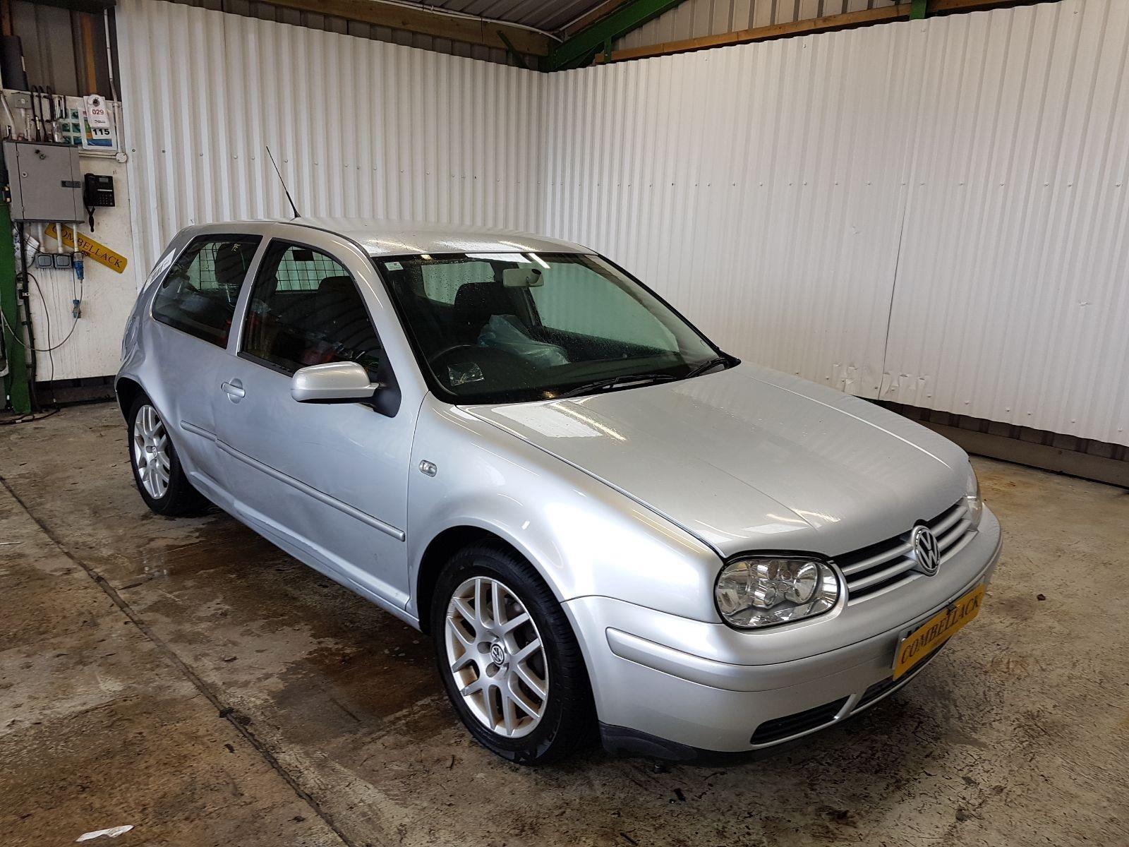 Volkswagen Golf (mk4) 1997 To 2003 PD GT TDi 5 Door Hatchback