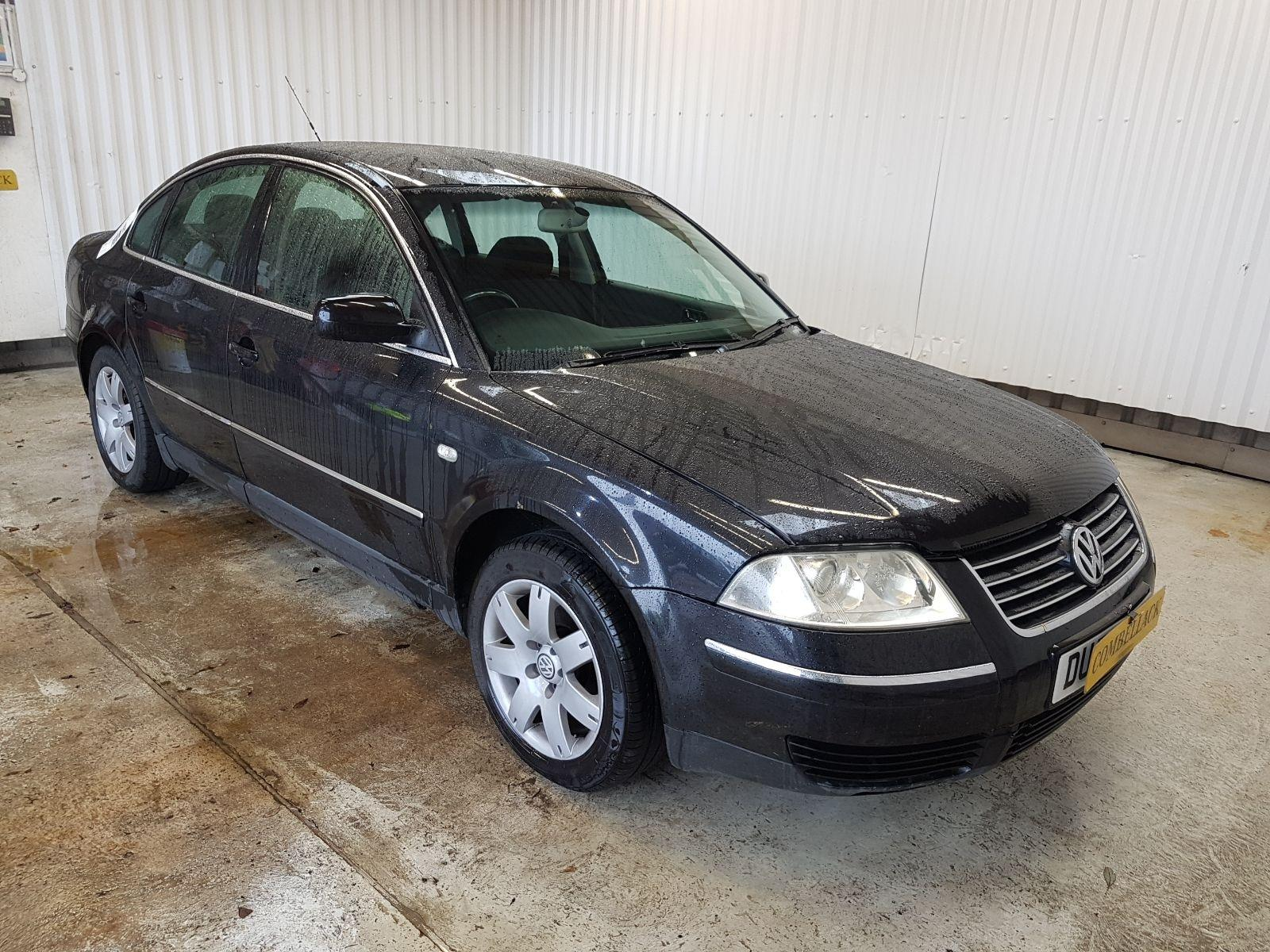 Volkswagen Passat 2001 To 2005 Sport 4 Door Saloon