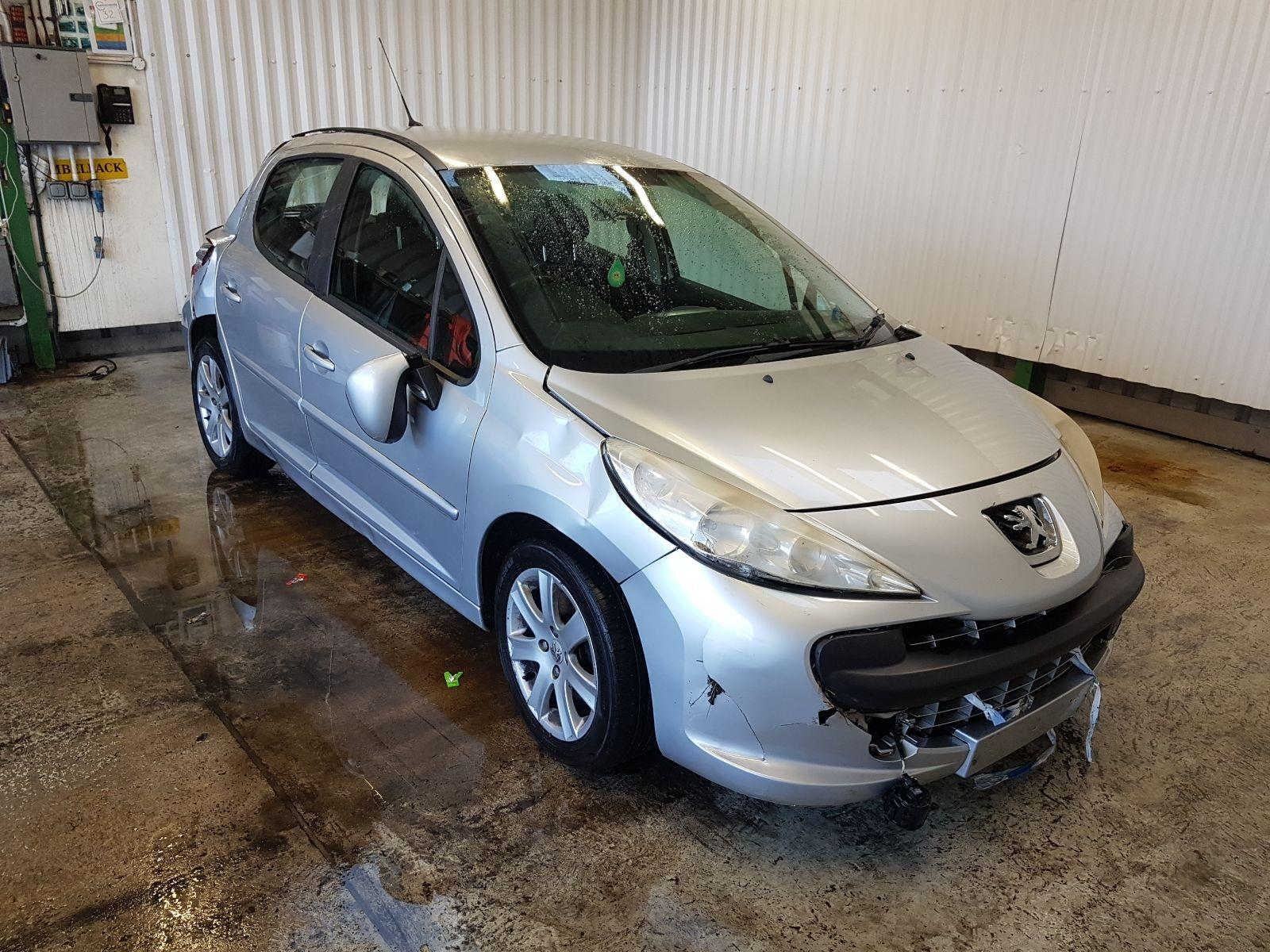 Peugeot 207 2006 To 2009 Sport HDi 5 Door Hatchback