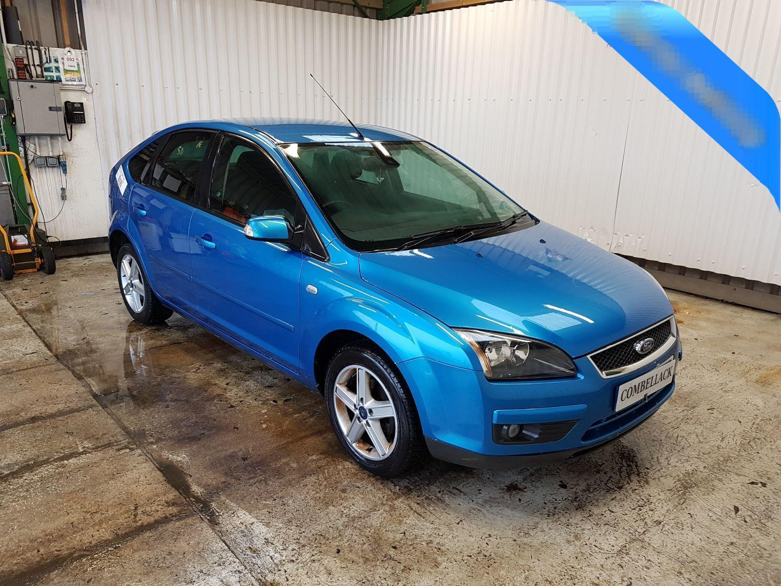 Ford Focus 2005 To 2007 Titanium 5 Door Hatchback