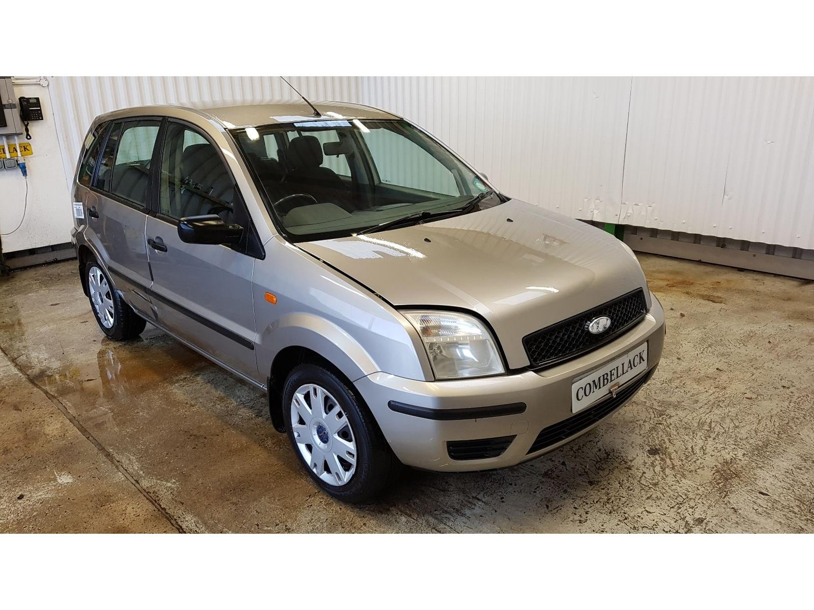 FORD MK1 (B226) 2002 TO 2012 FUSION 2 5 DOOR HATCHBACK