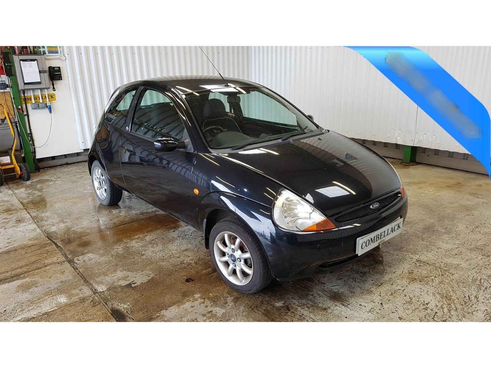 FORD MK1 (BE146) 1996 TO 2008 ZETEC CLIMATE CLOTH 3 DOOR HATCHBACK