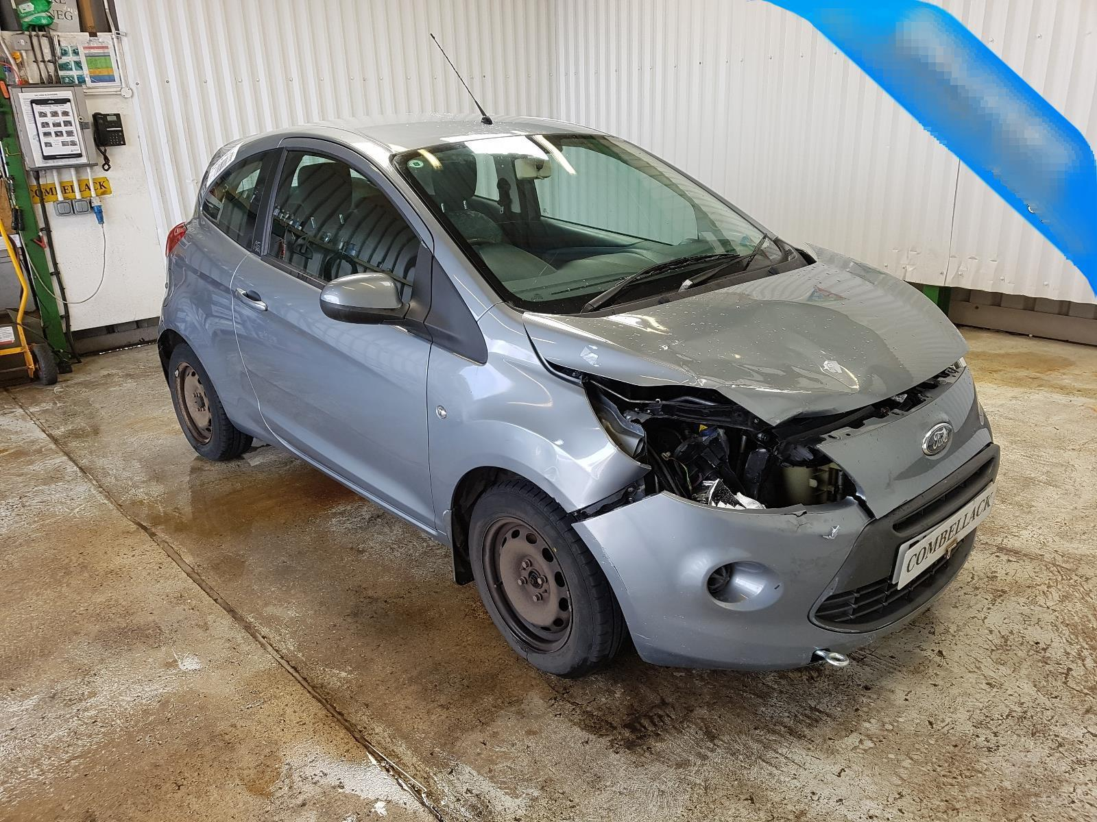 FORD MK2 (B420) 2008 TO 2016 STYLE PLUS 3 DOOR HATCHBACK