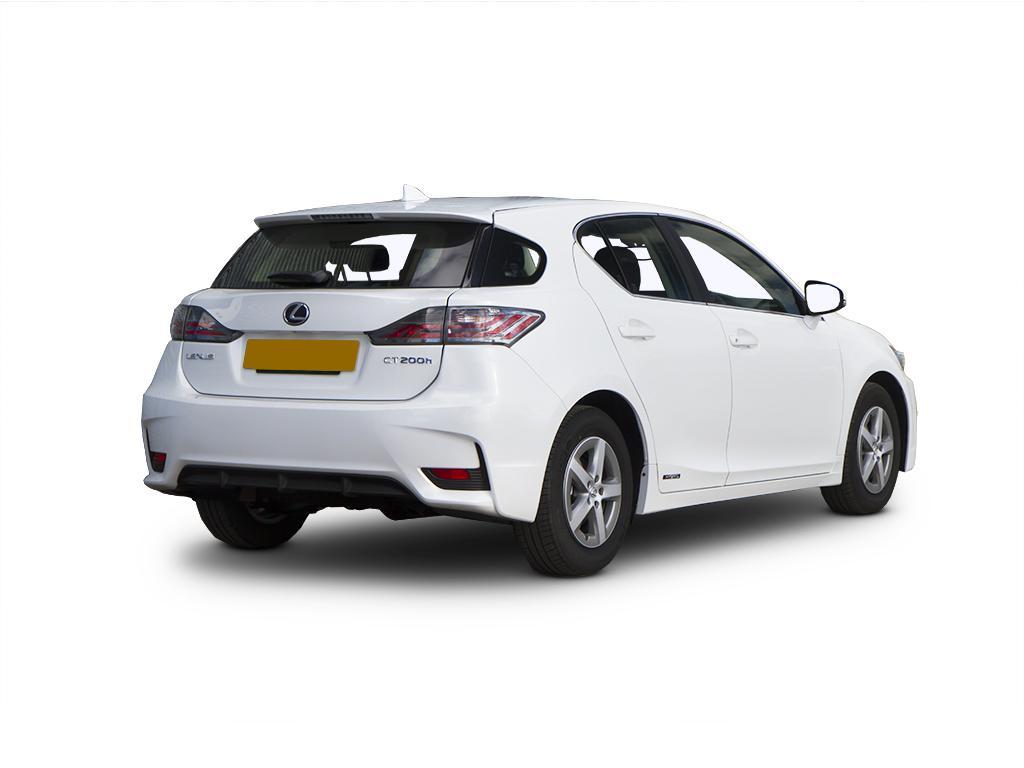 lexus ct hatchback 200h 1 8 luxury 5dr concept vehicle leasing. Black Bedroom Furniture Sets. Home Design Ideas
