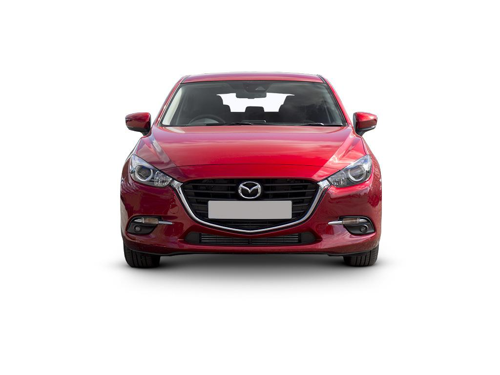 mazda mazda3 hatchback 2 0 se nav 5dr concept vehicle leasing. Black Bedroom Furniture Sets. Home Design Ideas