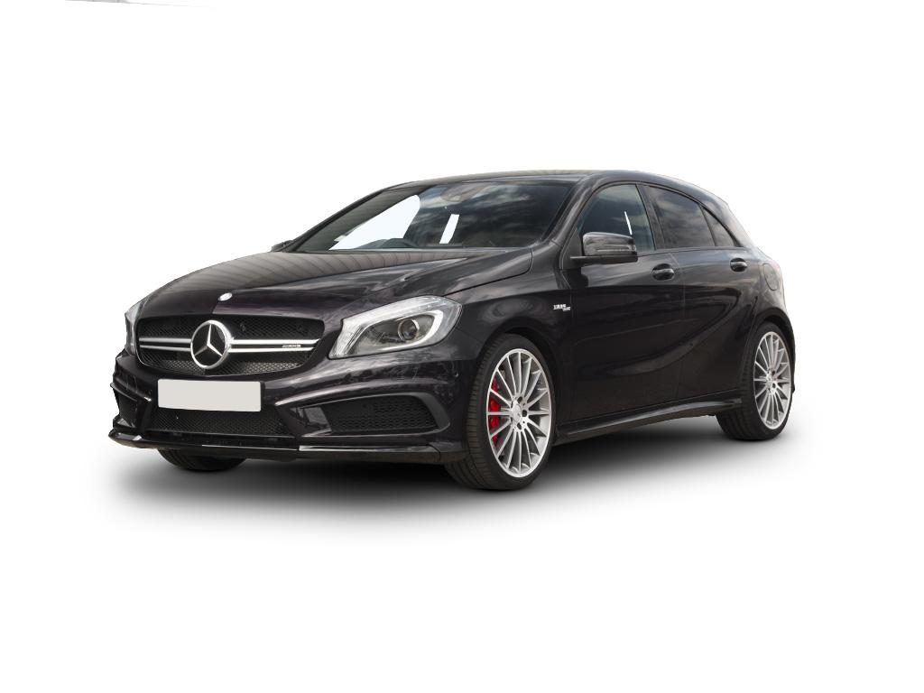 mercedes benz a class amg hatchback a45 concept vehicle leasing. Black Bedroom Furniture Sets. Home Design Ideas
