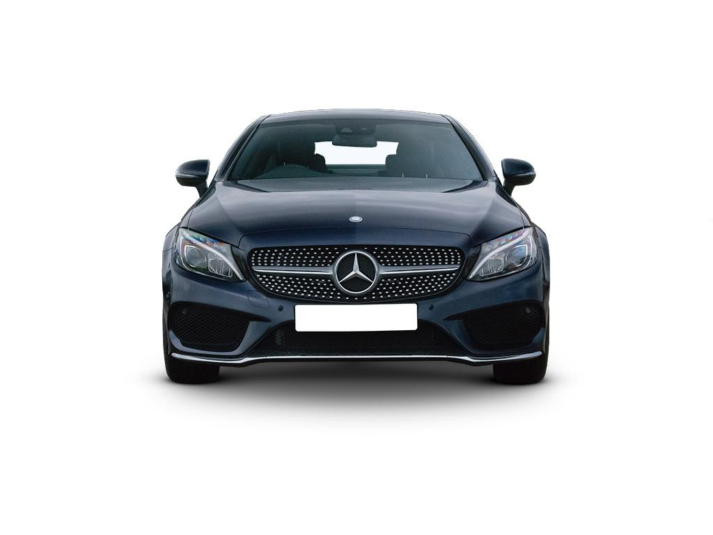Mercedes benz c class coupe c200 4matic concept for Mercedes benz service contract cost
